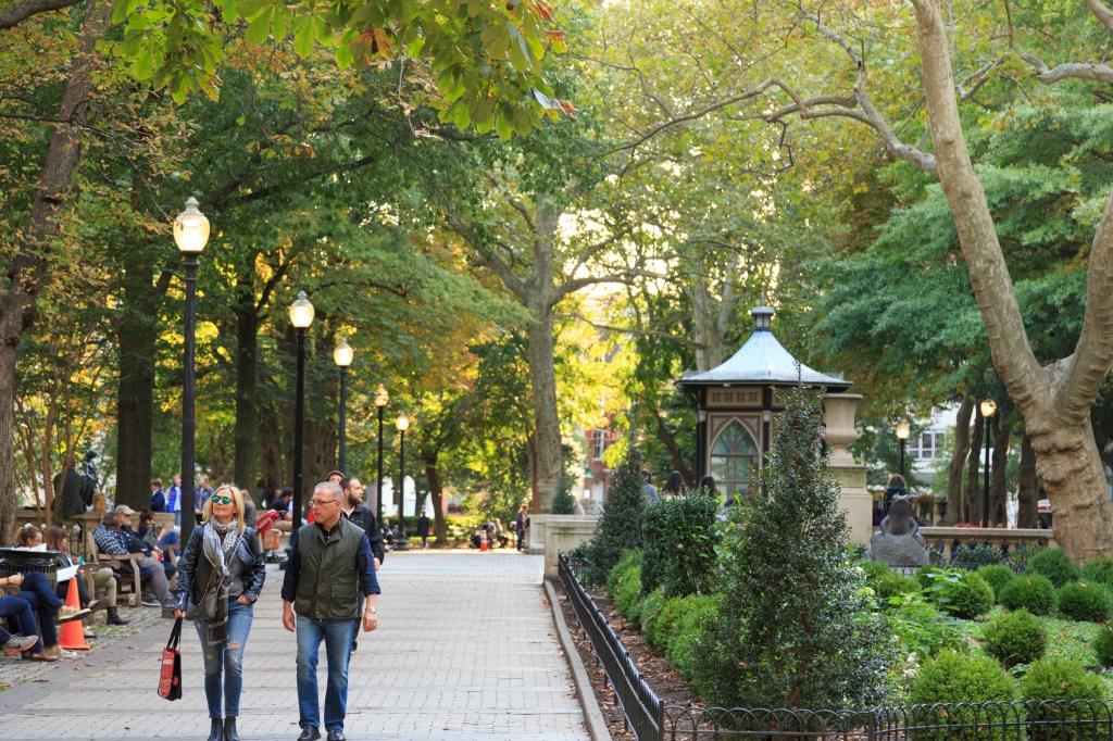 Rittenhouse Square Philadelphia