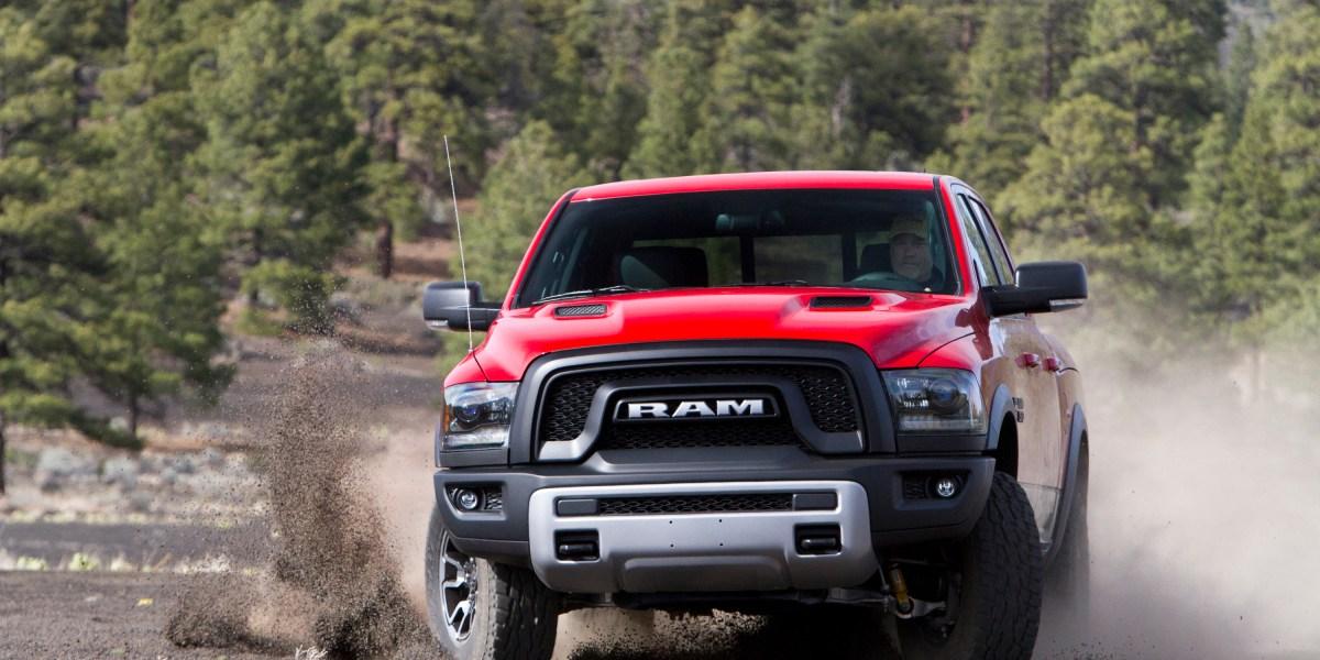 Ram Truck Recall: Fiat Chrysler Recalls Almost 1 8 Million