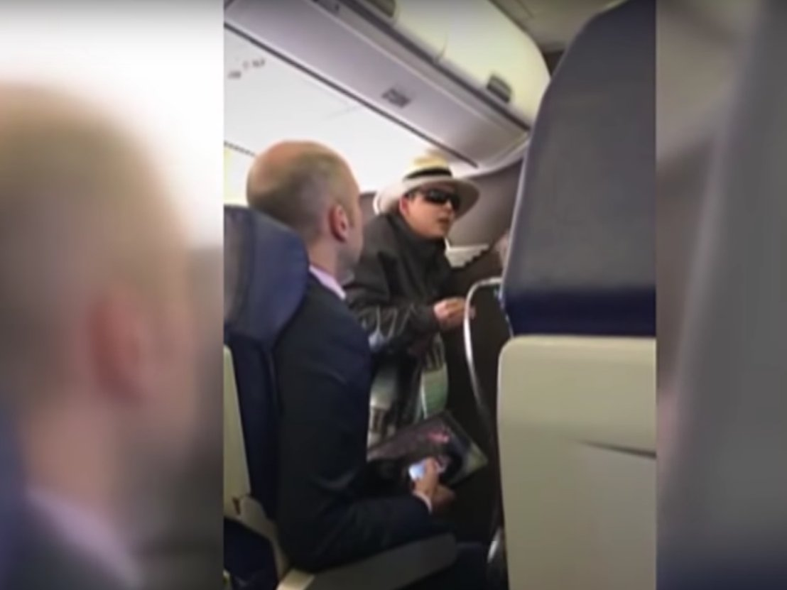 Valerie Curbelo was restrained by the crew and other passengers on her Southwest Airlines flight after making a death threat.