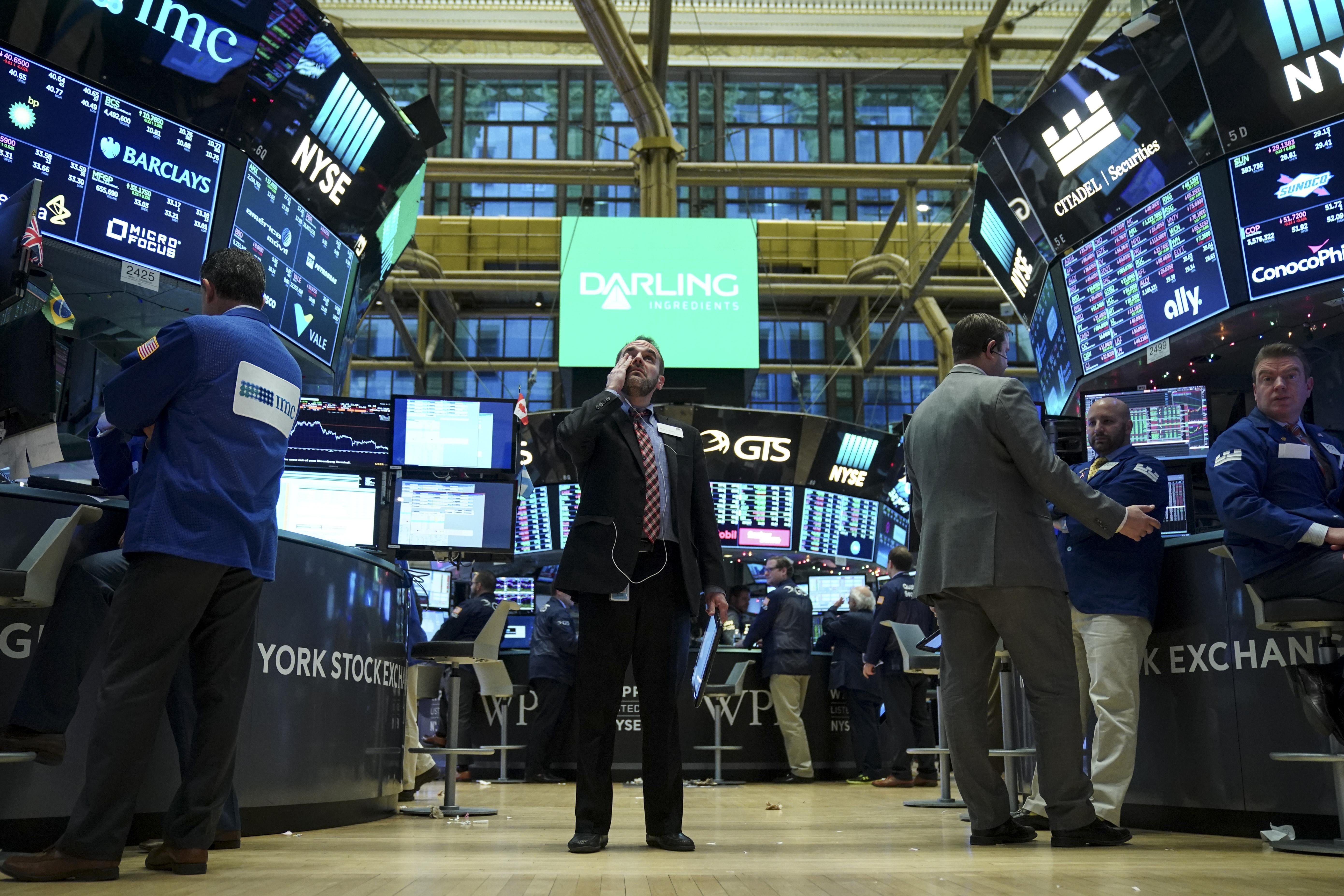 Stock Market Prediction Crash 2018