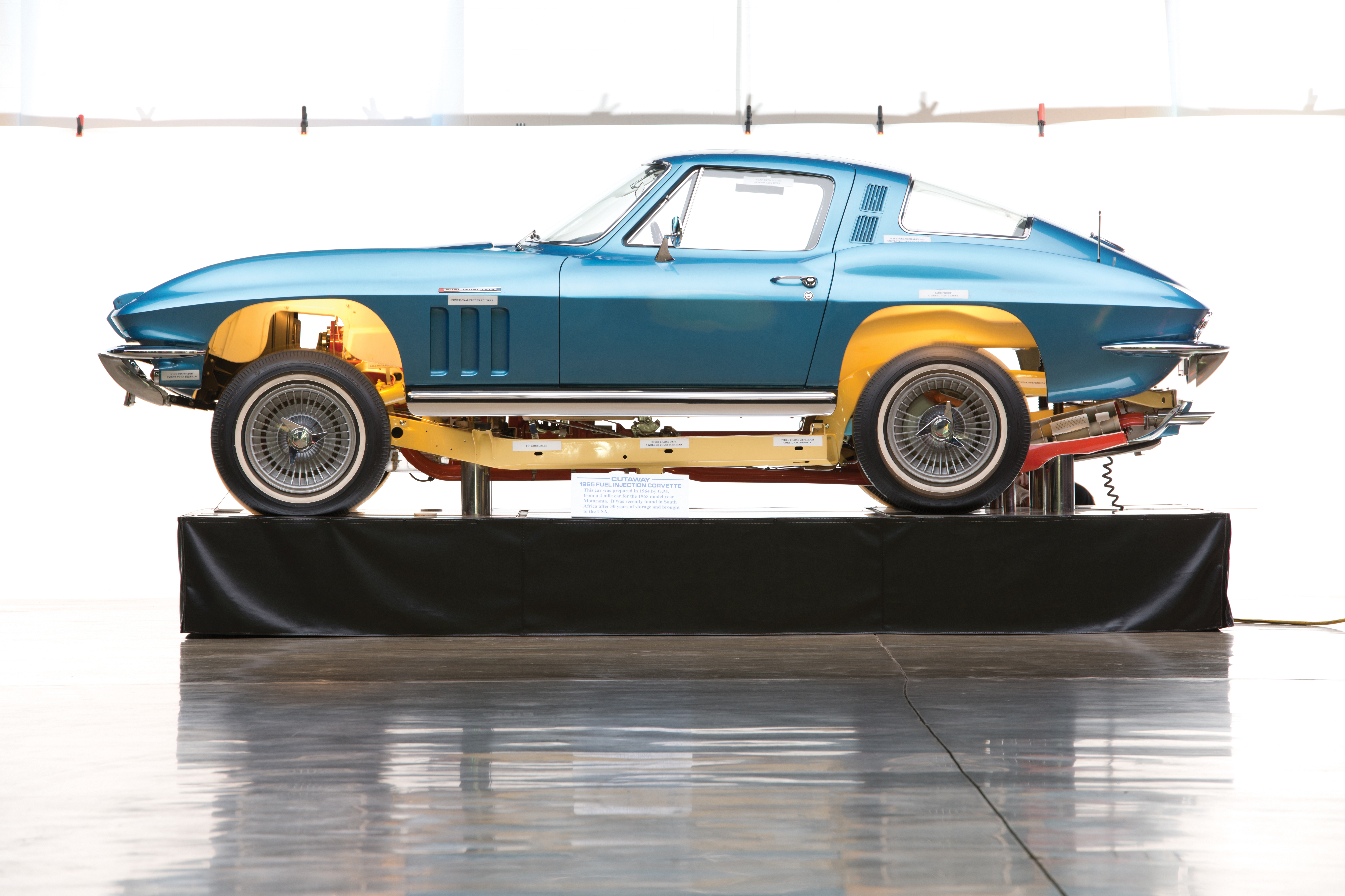 The 47th annual Barrett-Jackson Auction in Scottsdale, held in January 2018, brought in total auction sales of more than $116.7 million.
