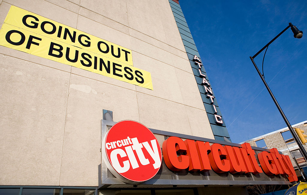 USA - Business - Circuit City Going Out of Business