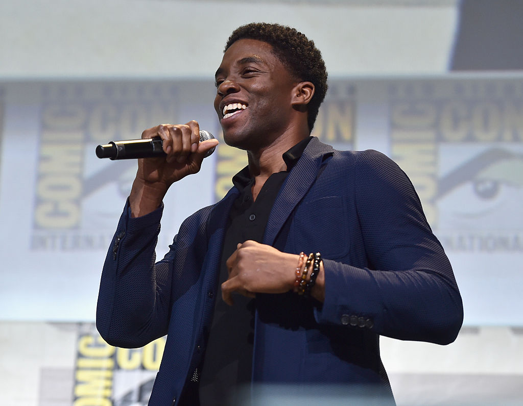 "XxX from Marvel Studios' ""XX Film"" attends the San Diego Comic-Con International 2016 Marvel Panel in Hall H on July 23, 2016 in San Diego, California. ©Marvel Studios 2016"