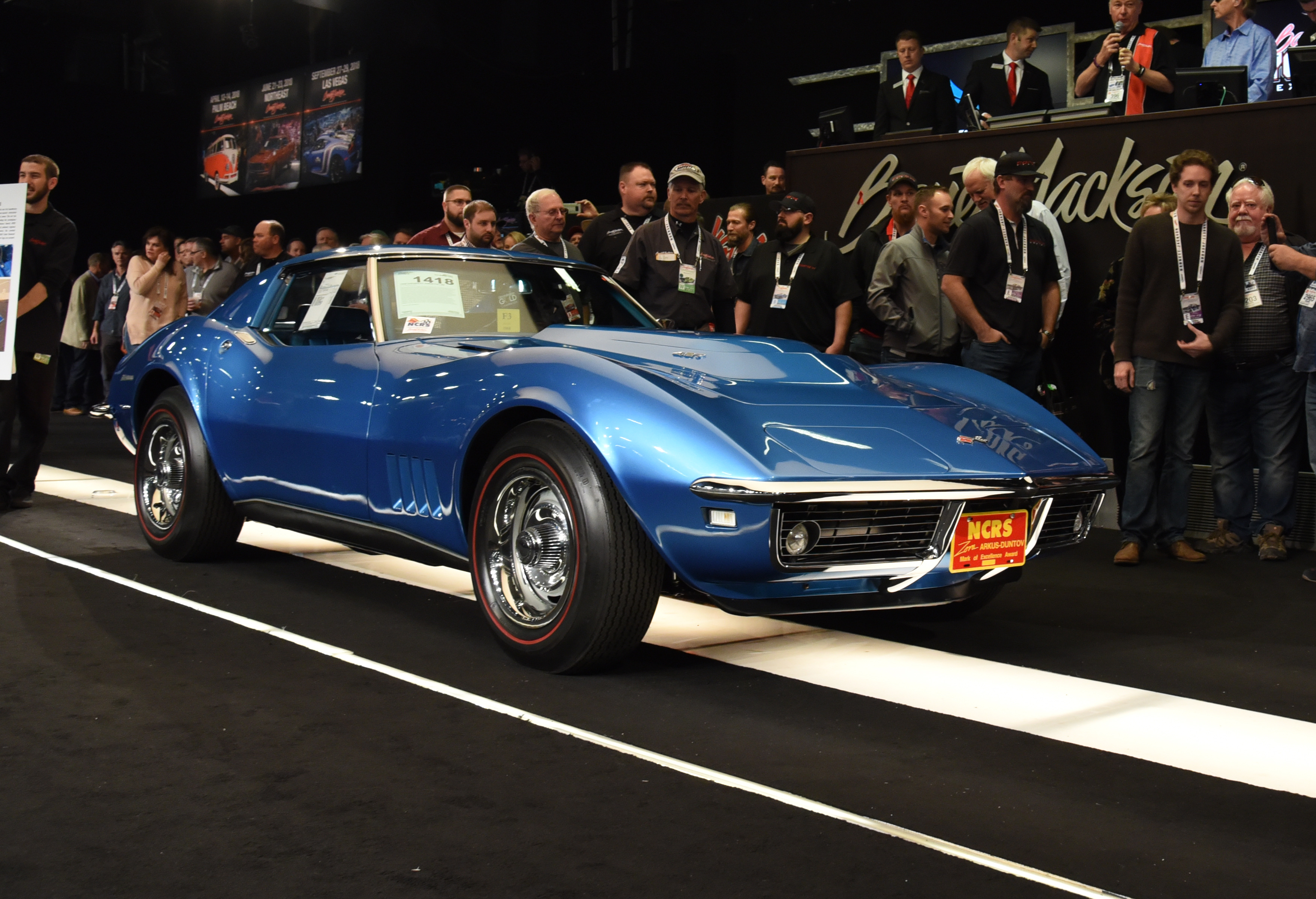 Barrett-Jackson 2018: 10 Most Expensive Sales During Auction