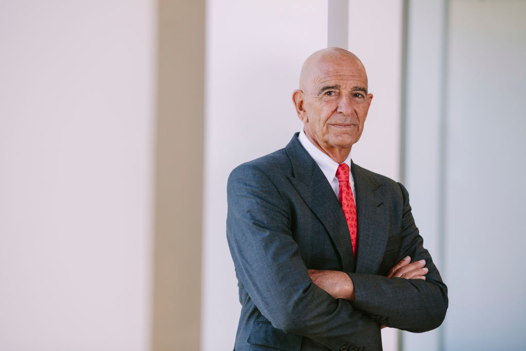 Profile of Tom Barrack, Donald Trump's long term friend