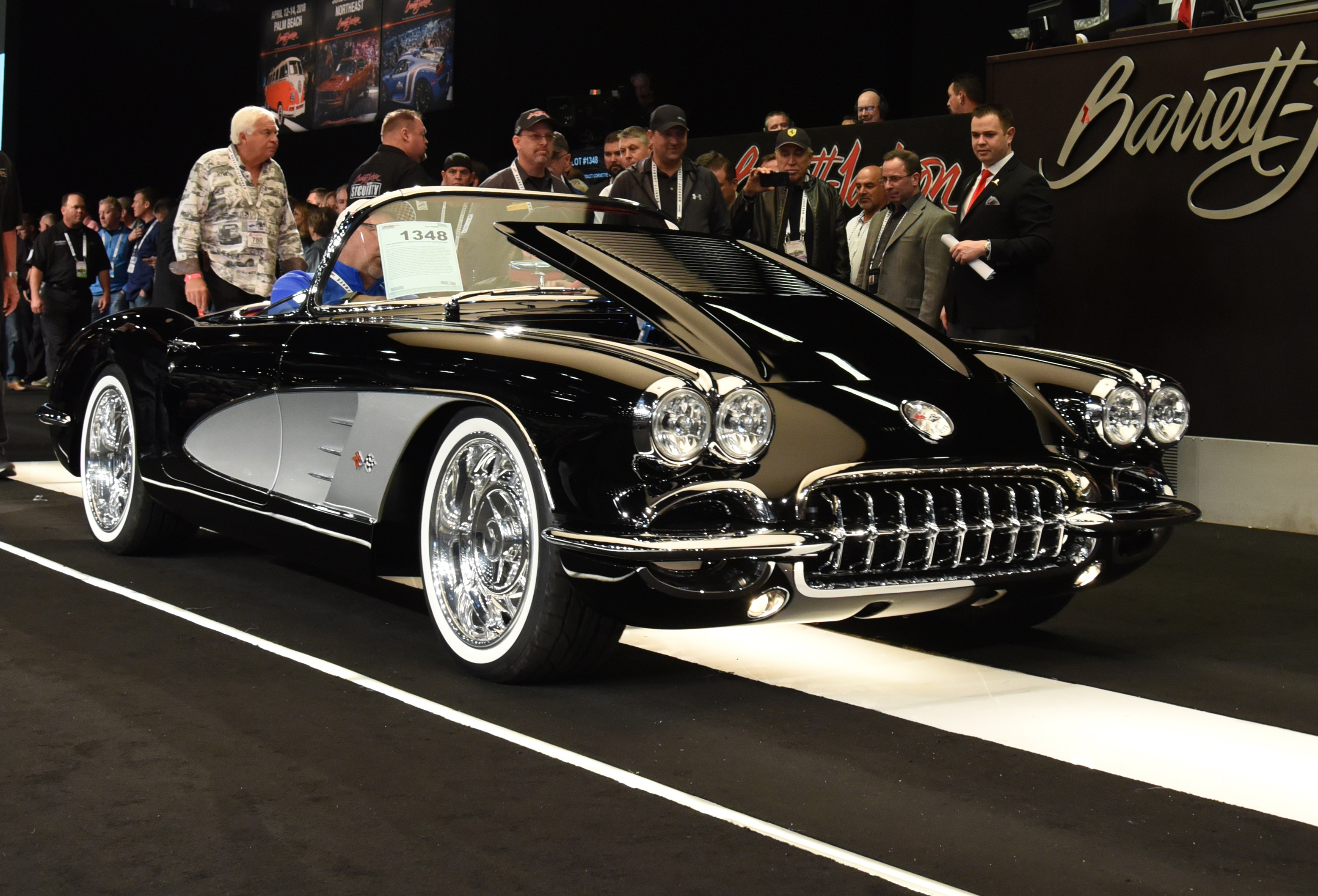 Barrett jackson 2018 10 most expensive sales during auction