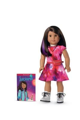 acdd47daf6 American Girl Debuts New Doll: Aspiring Astronaut Named Luciana ...