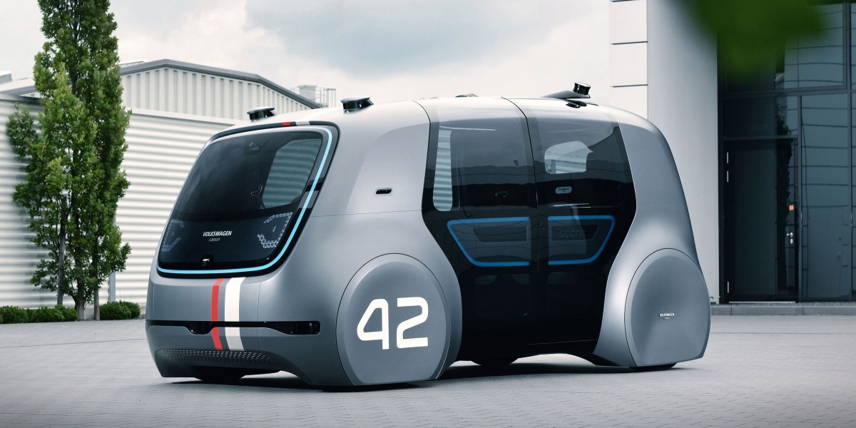 Meet Aurora Innovation, the Ambitious Self-Driving Car Startup | Fortune