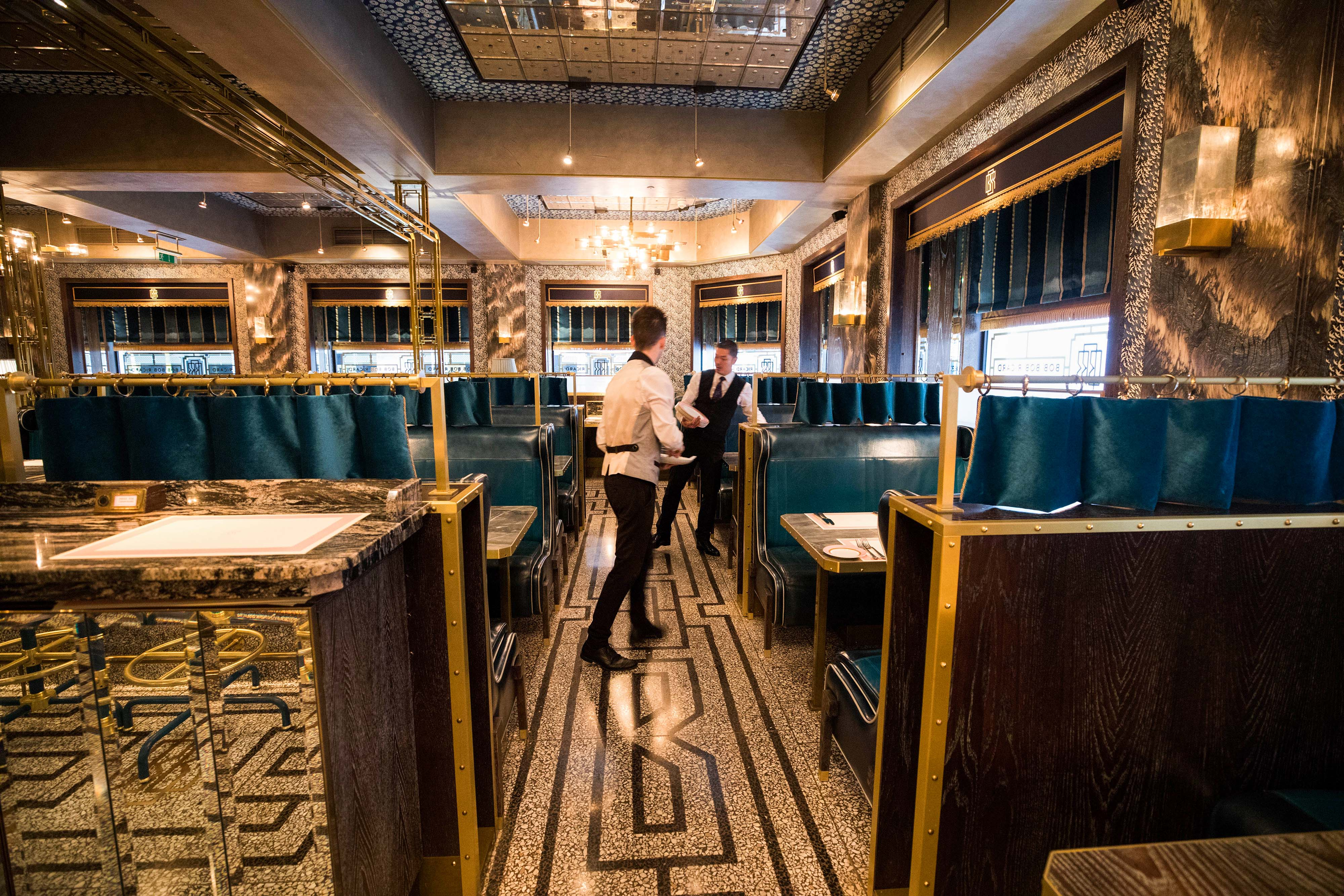 Bob Bob Ricard Offers NewApproach To Restaurant Pricing