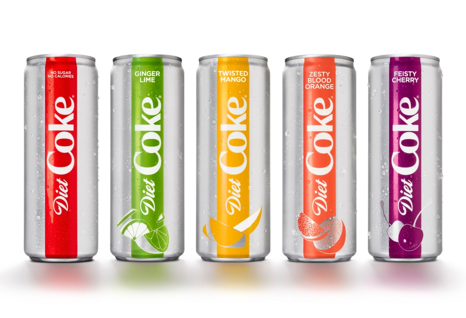 new coke diet coke with sugar