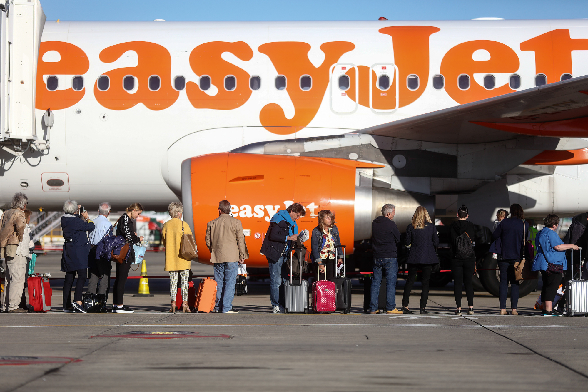 London Gatwick Airport Ahead Of Government Decision On Southern Runway