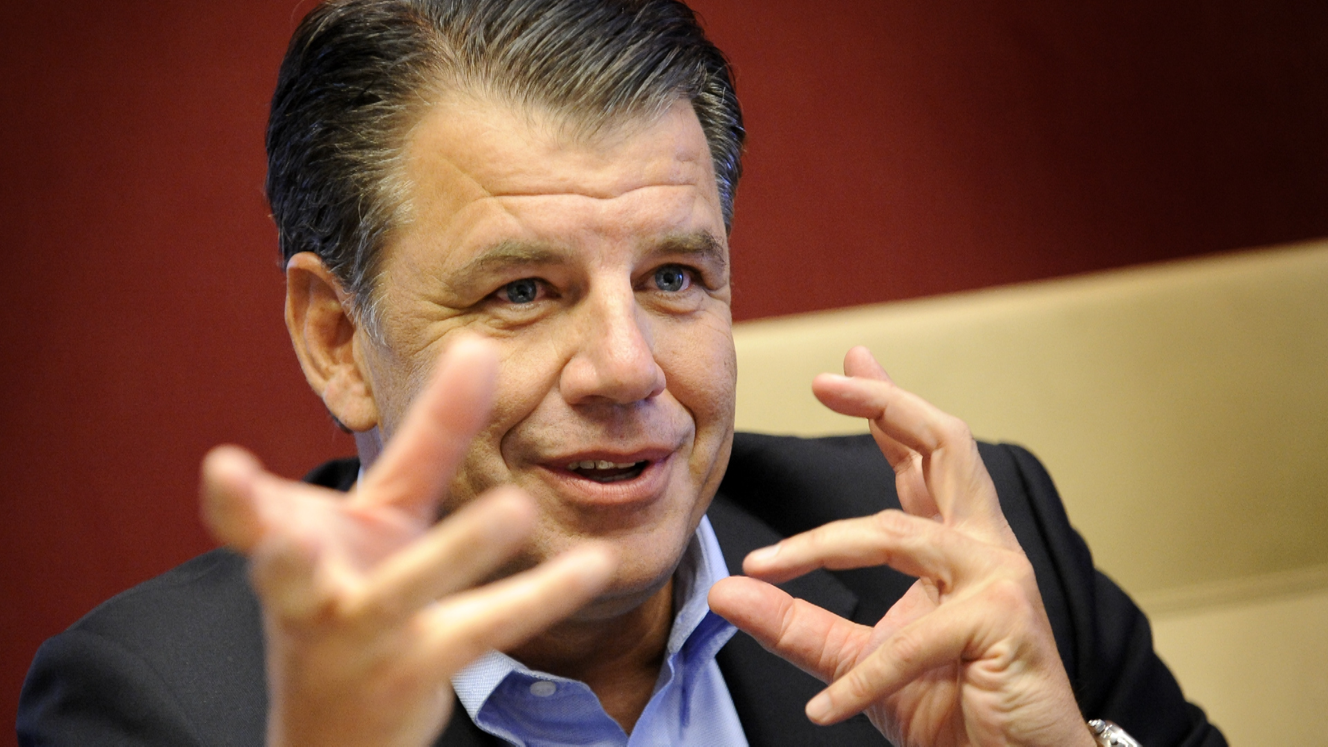 Hikmet Ersek, CEO of Western Union