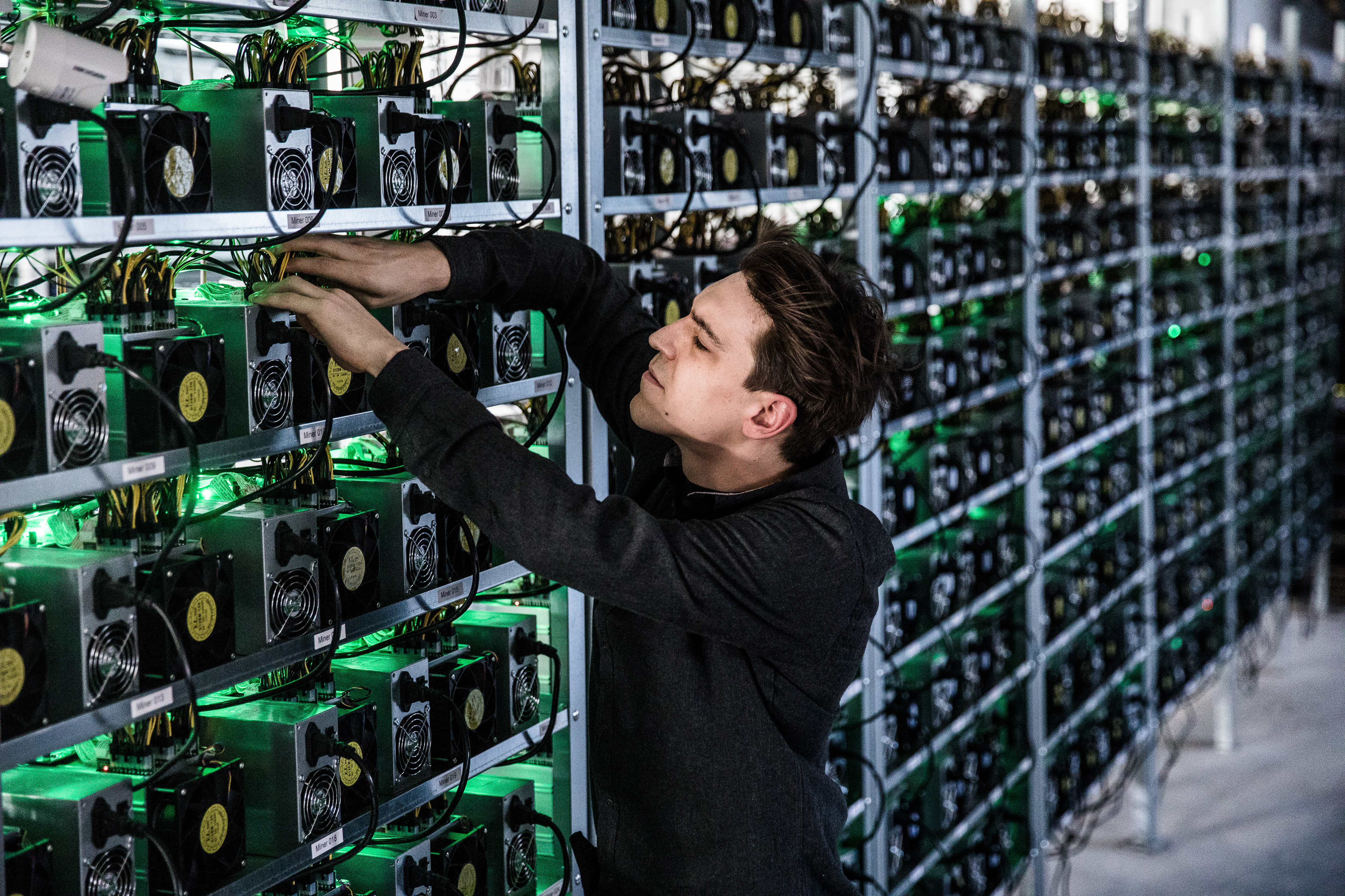 what is mining for cryptocurrency