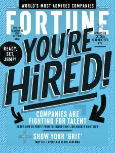 Fortune's Feb. 1, 2018 cover.