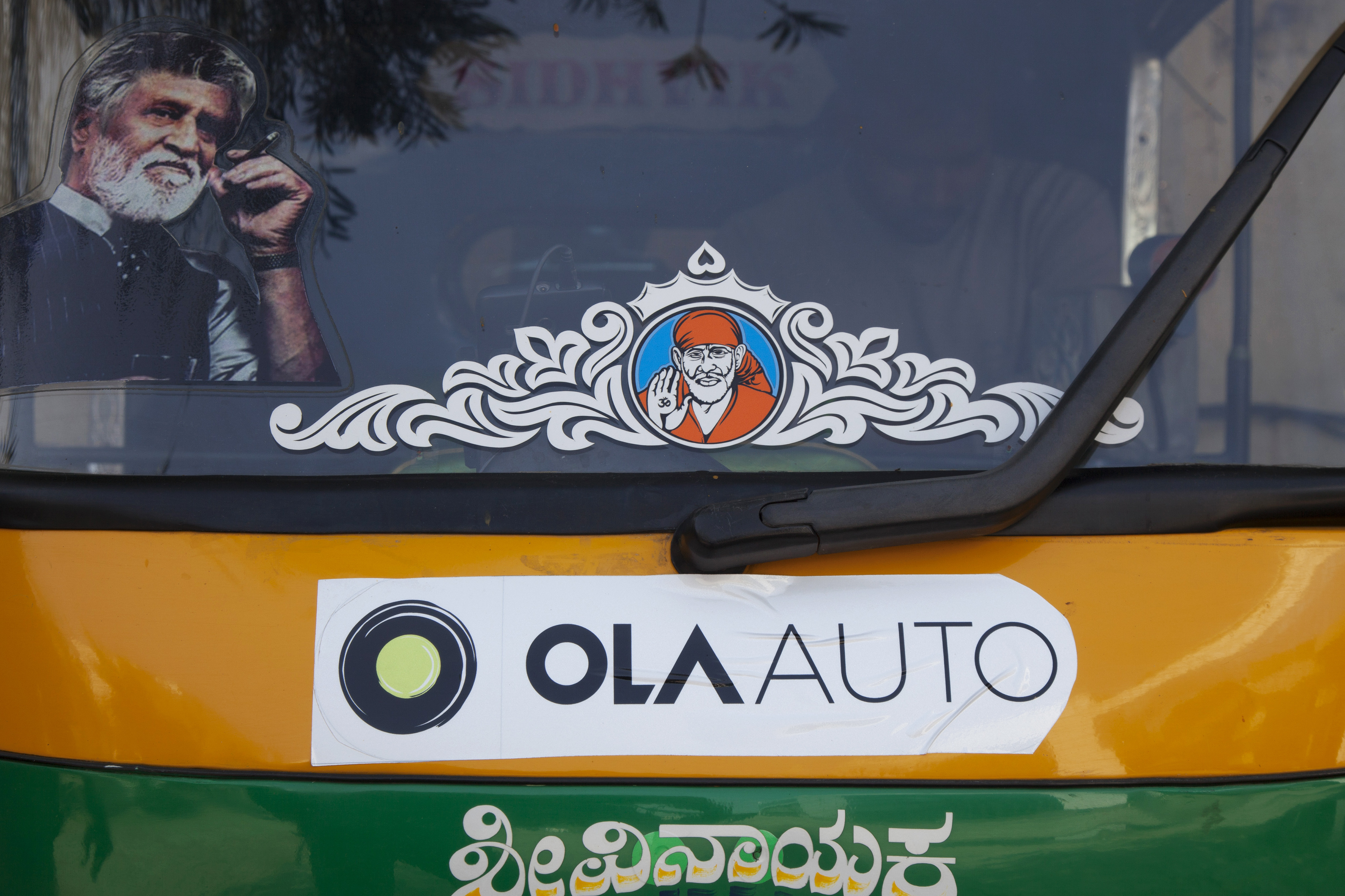 Ola CEO Bhavish Aggarwal Portraits