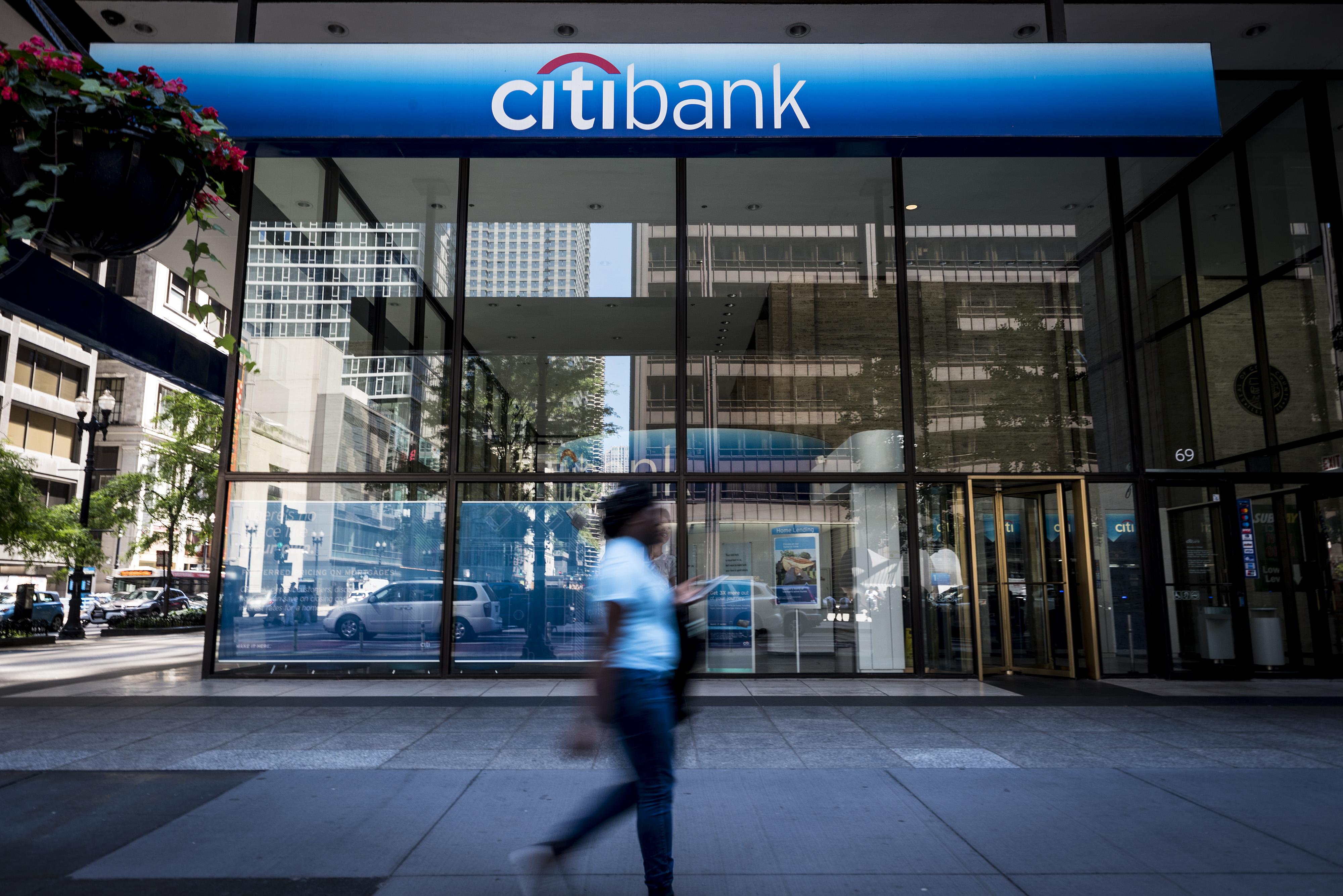Citigroup Inc. Bank Branches Ahead Of Earnings Figures