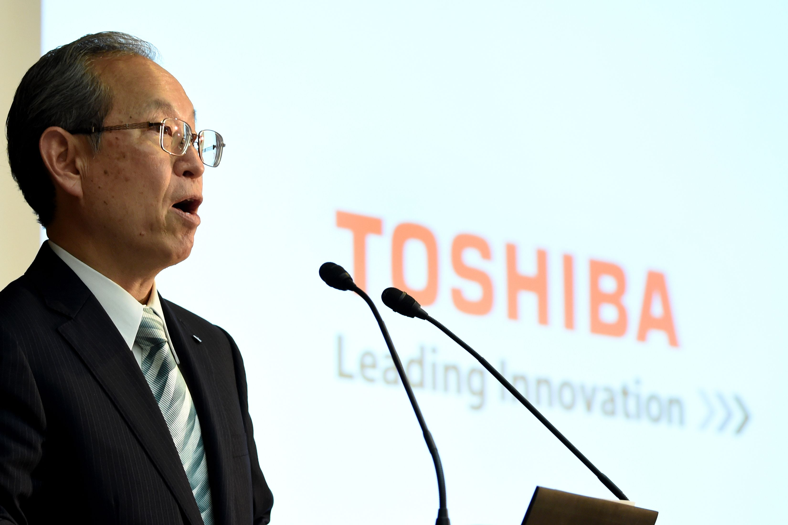 JAPAN-TOSHIBA-EARNINGS-COMPANY