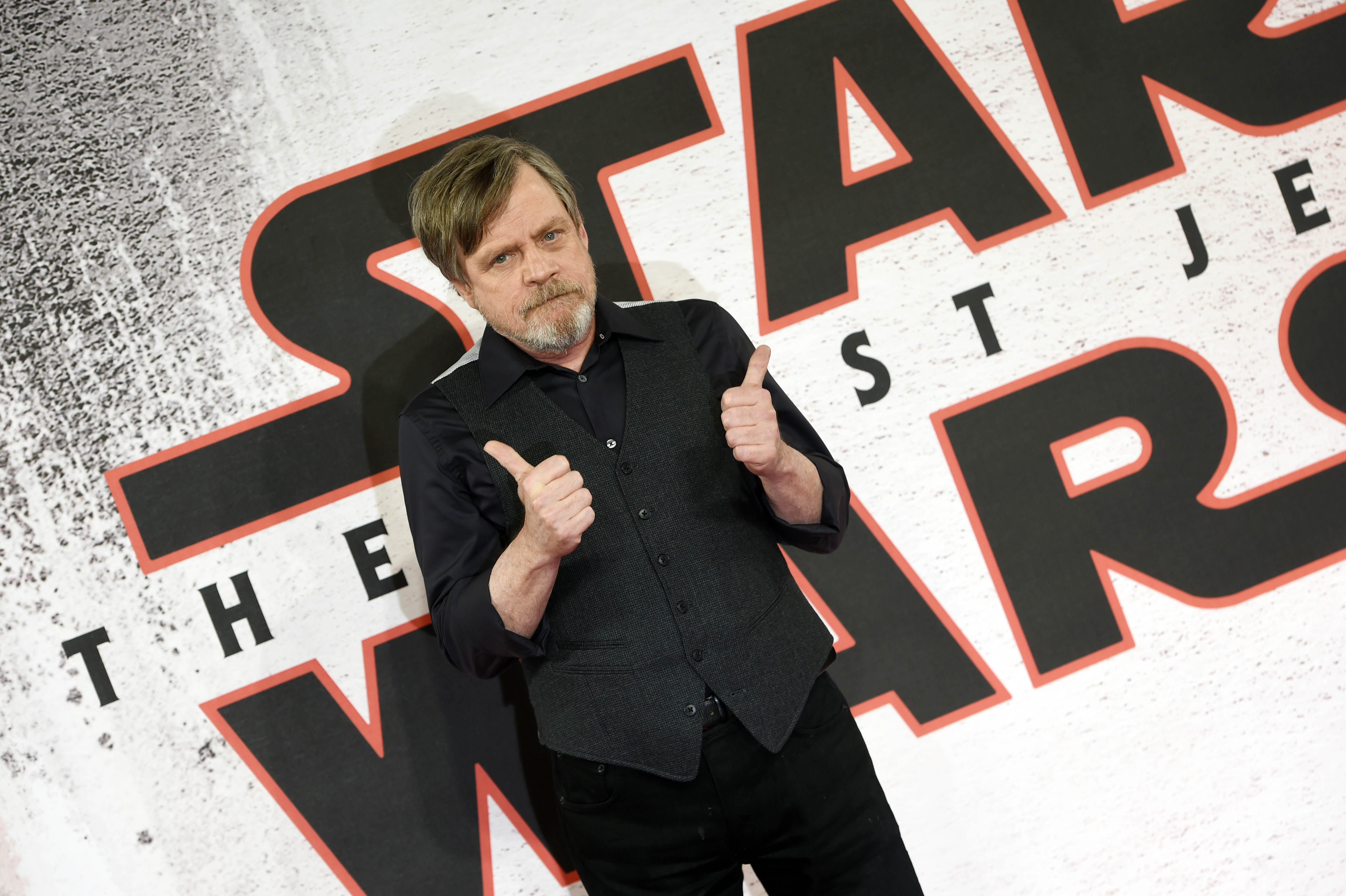 'Star Wars: The Last Jedi' - Photocall