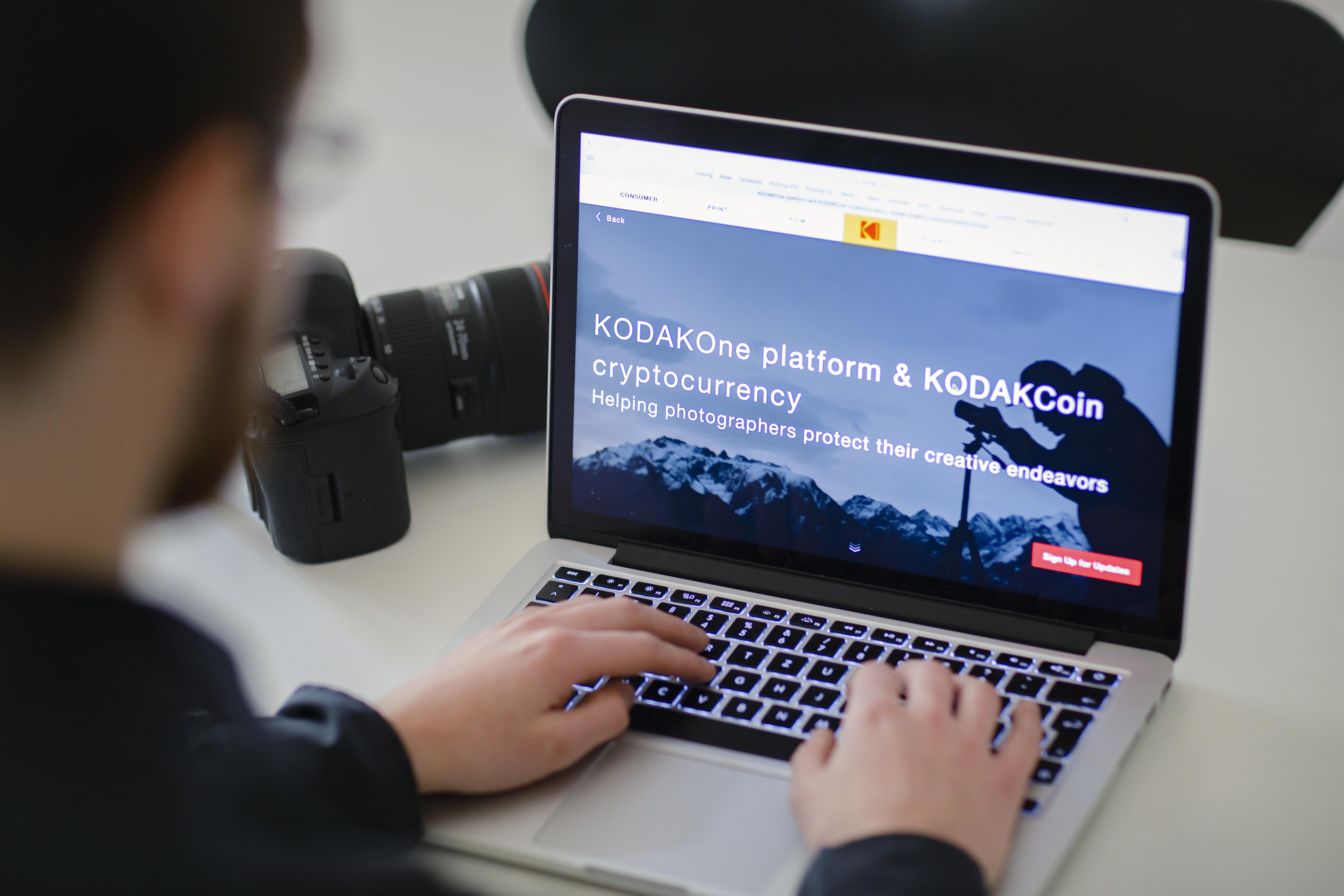 KODAK Launches Cryptocurrency KODAKCoin