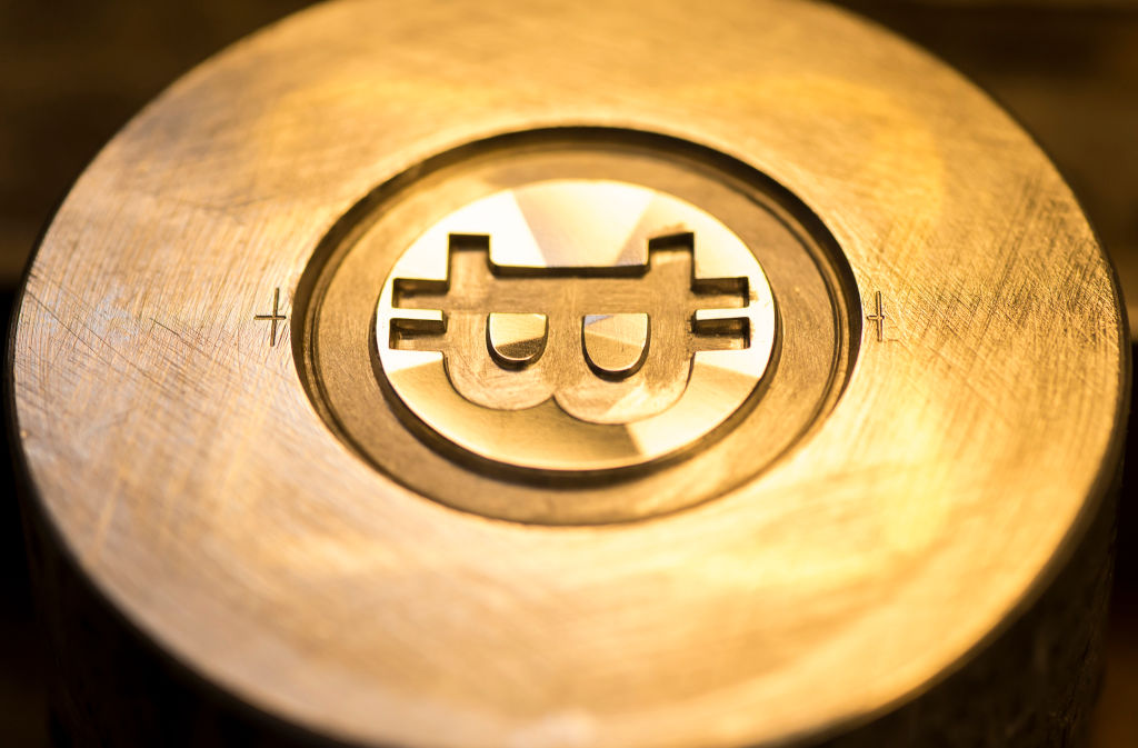 Bitcoin Medals Manufactured At Sakamoto Metal