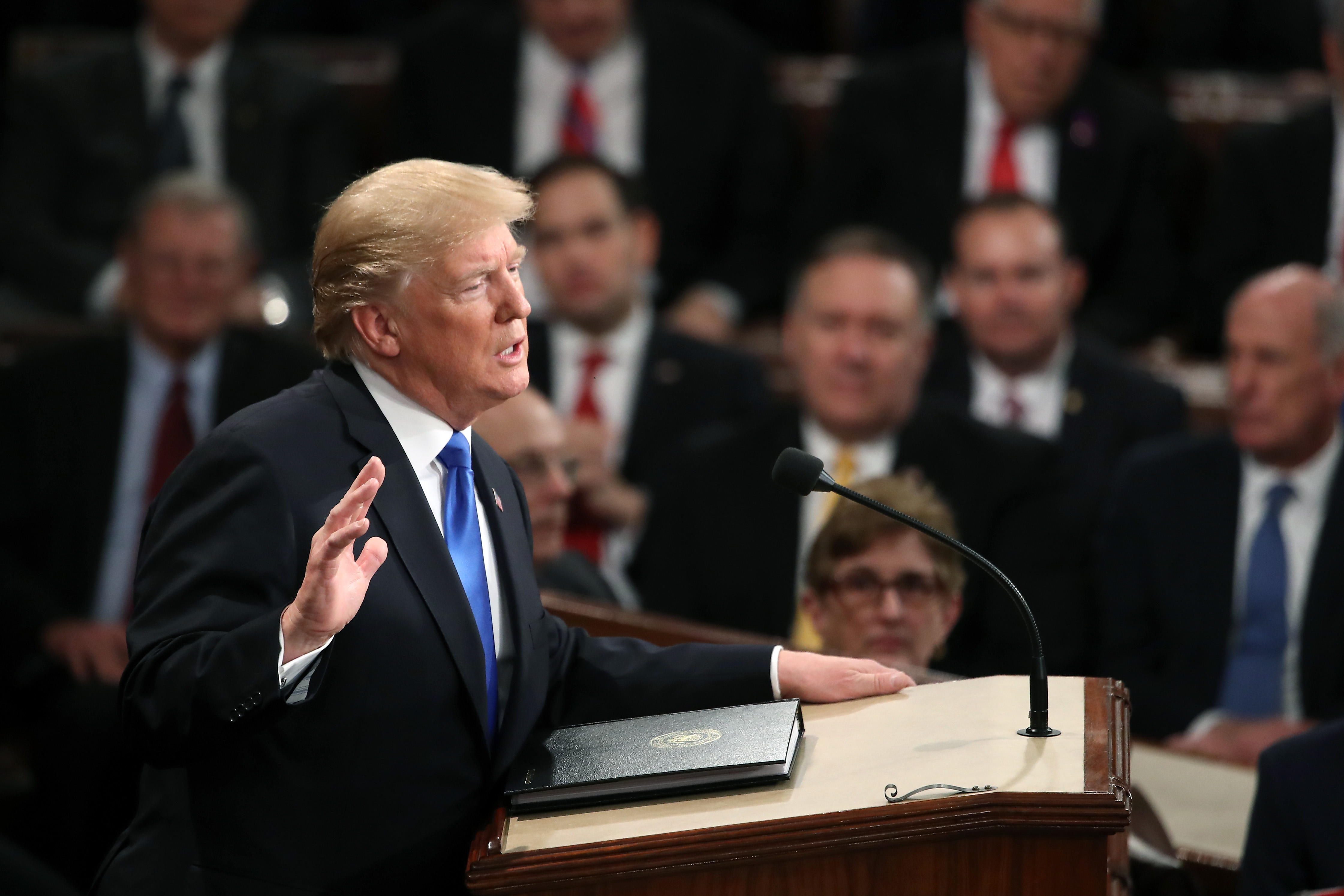 President Trump Addresses State of the Union
