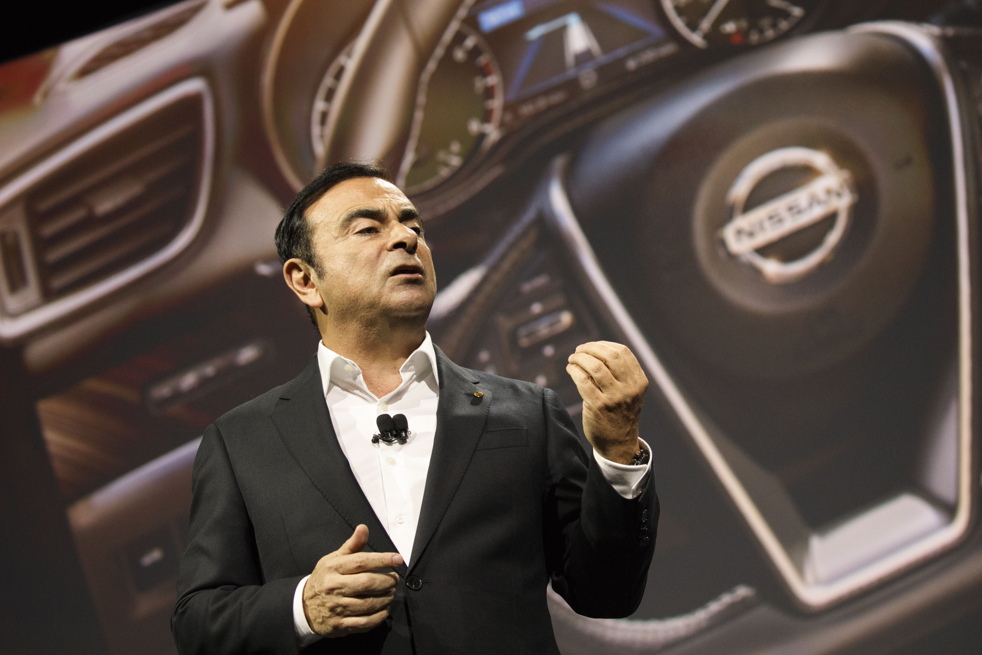 Nissan-Renault Plans $1 Billion Fund for Auto Tech Startups