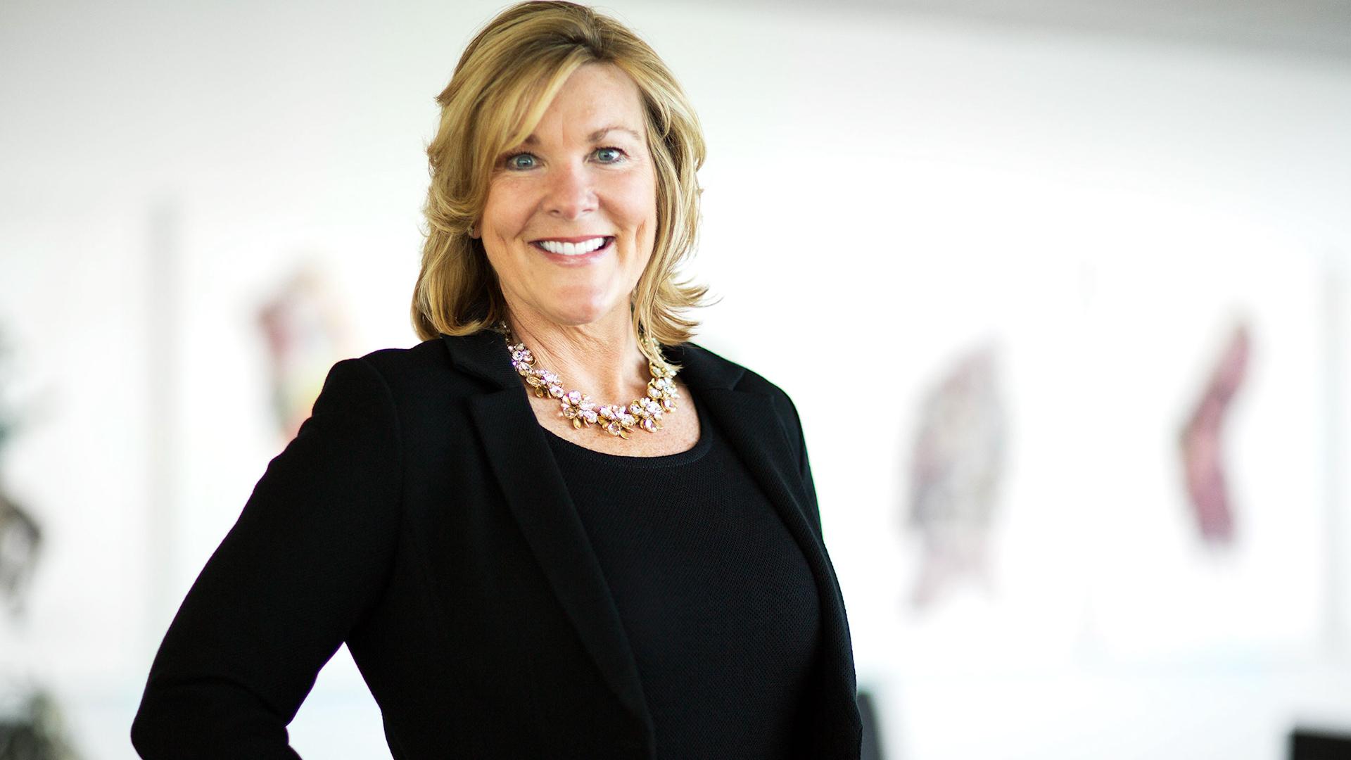 Progressive CEO Tricia Griffith