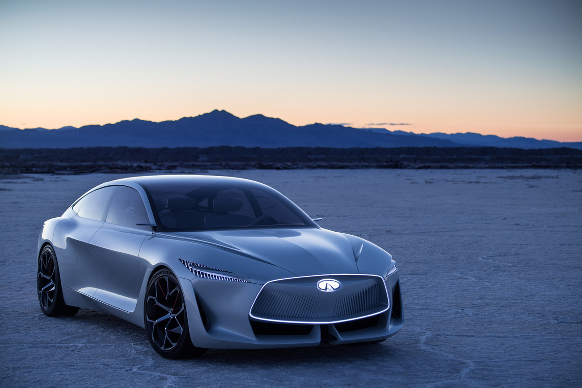Nissan Luxury Brand >> Nissan Ceo Hiroto Saikawa Infiniti To Go Electric In 2021