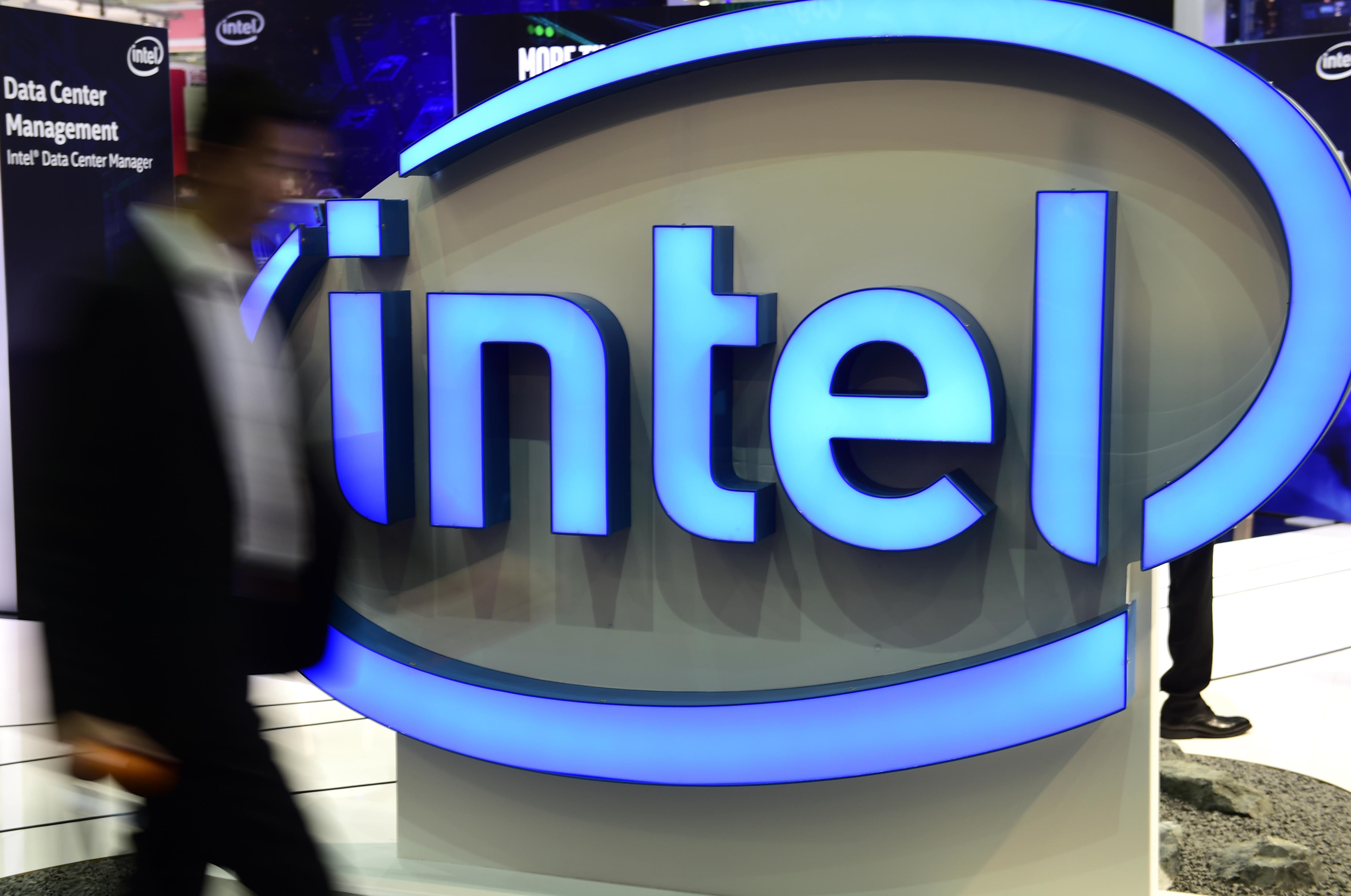 Intel AMD Stock