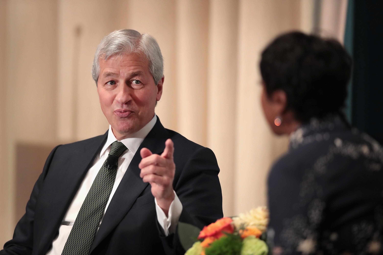 JPMorgan Chase Jamie Dimon Not Running For President 2020