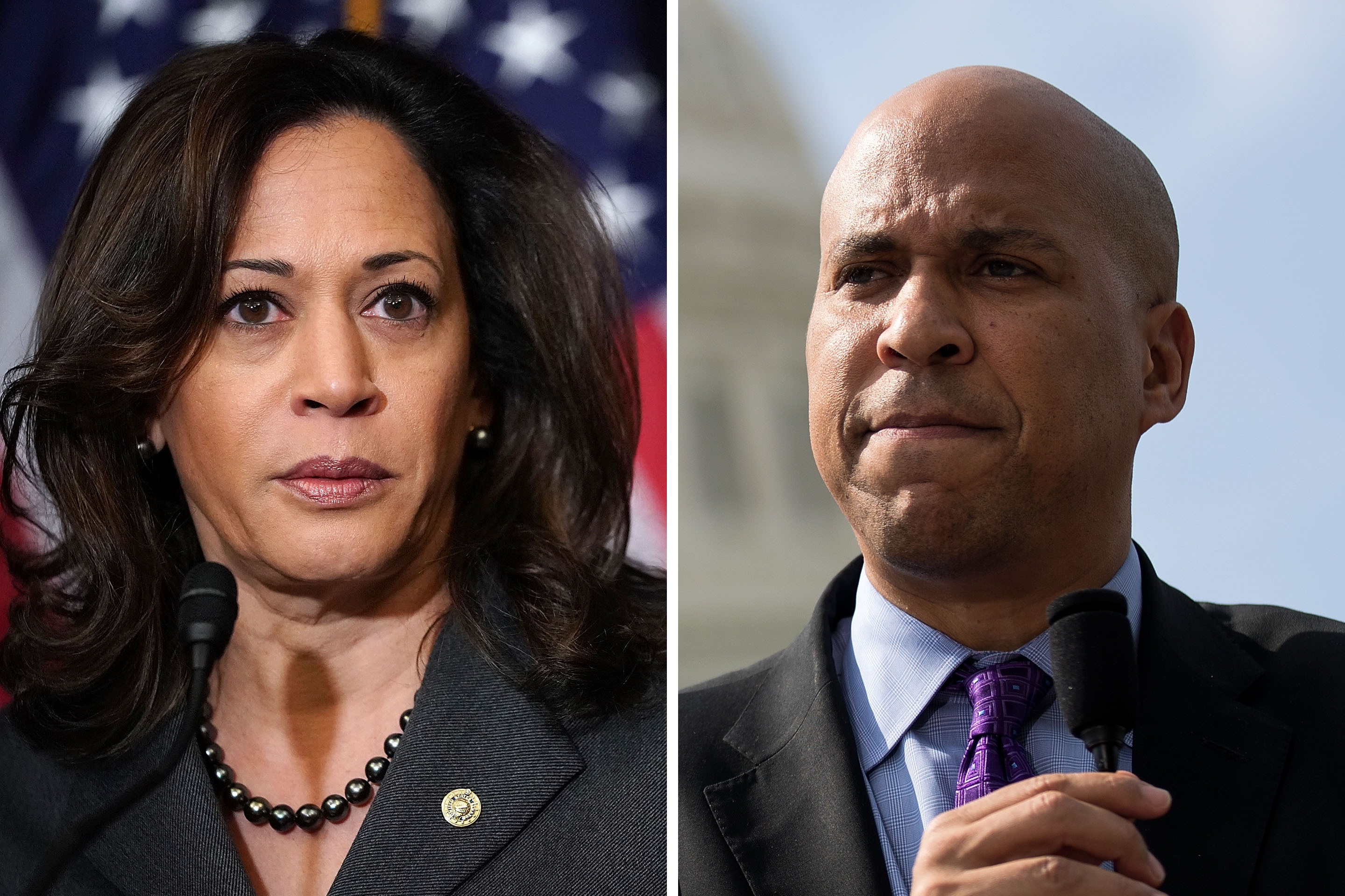 kamala-harris-and-cory-booker