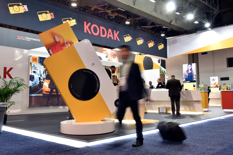 Kodak Stock Initial Coin Offering bitcoin blockchain