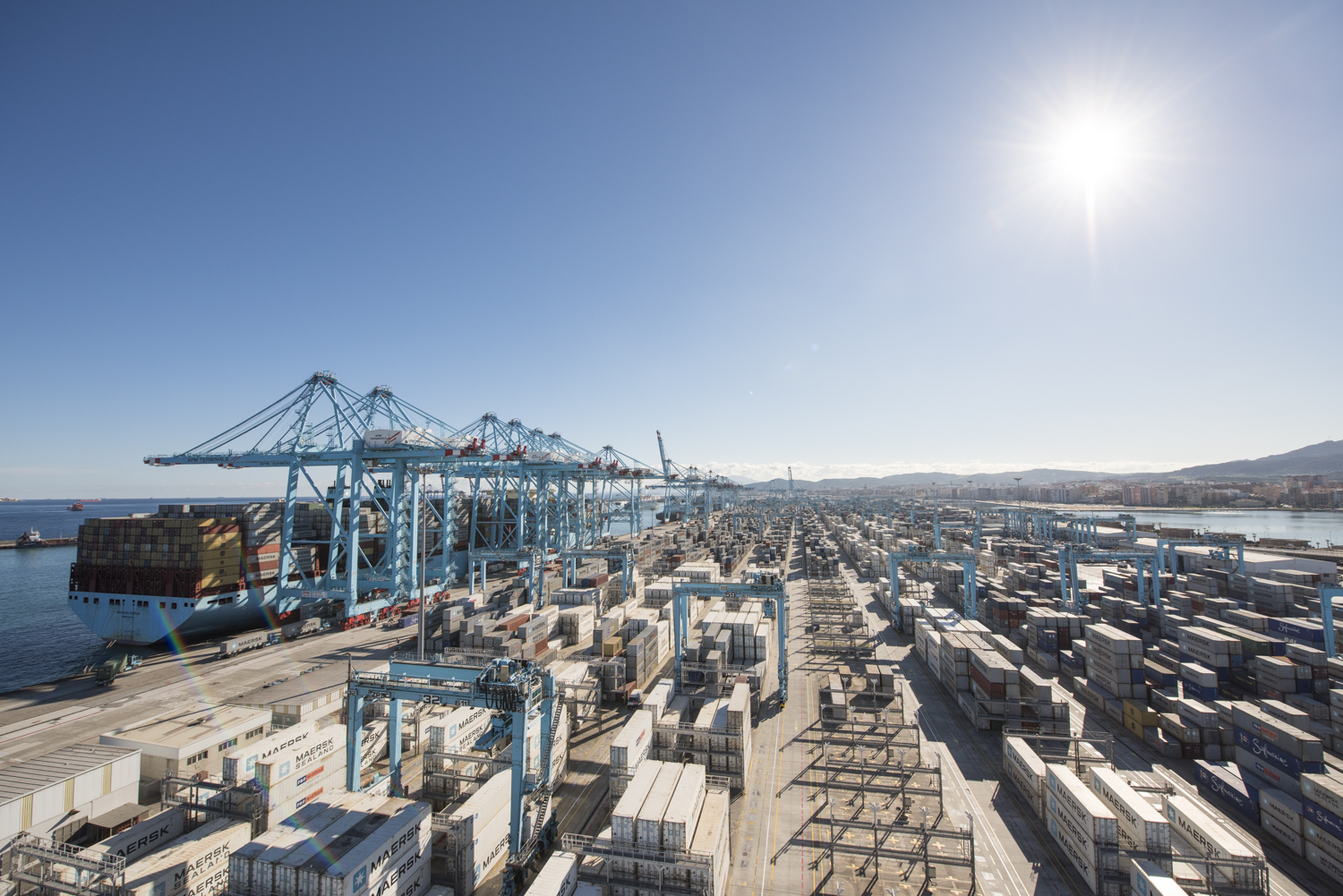 IBM and Maersk Are Creating a New Blockchain Company