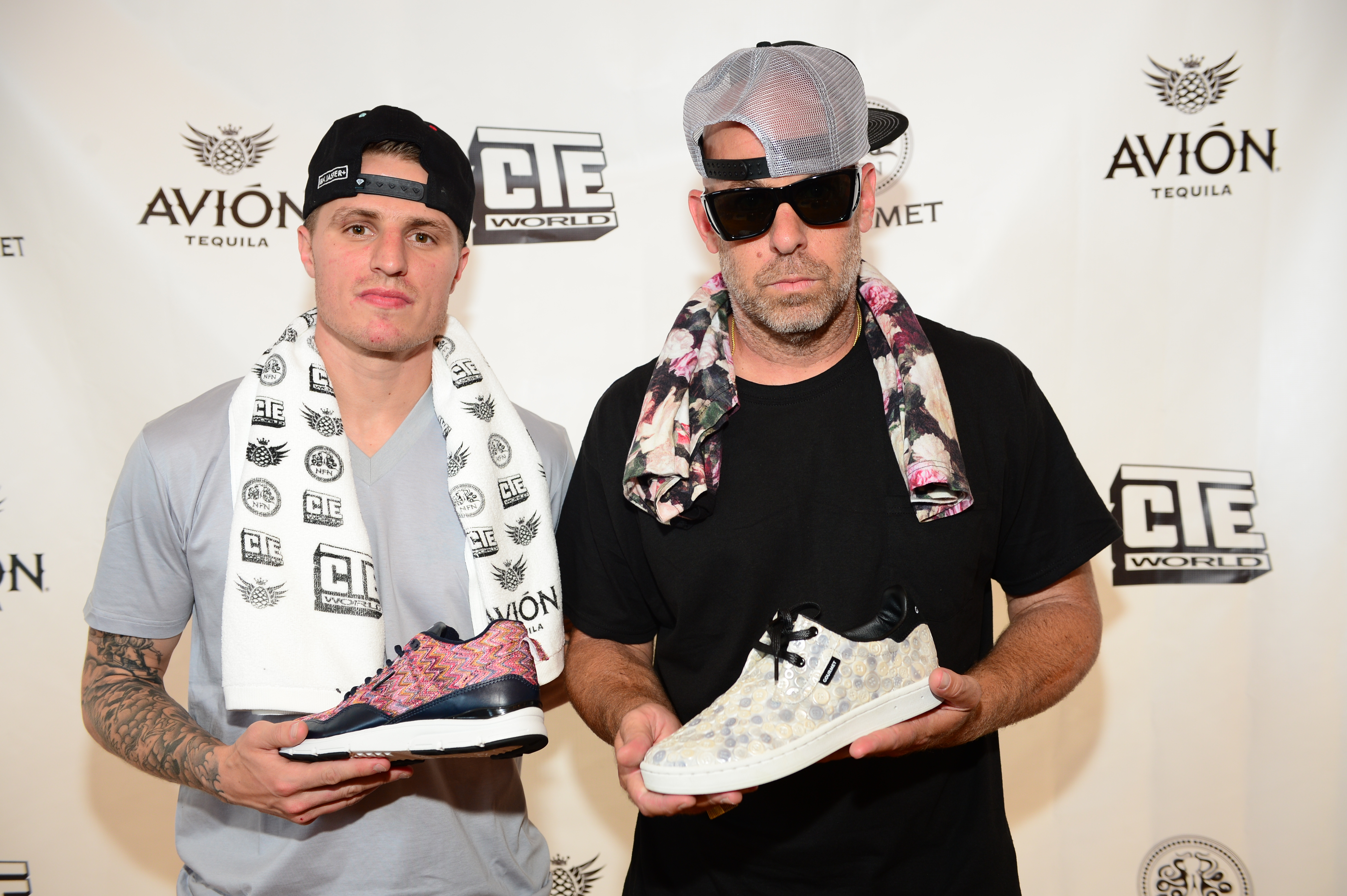 Young Jeezy And Gourmet Footwear Celebrate Branding Partnership Launch