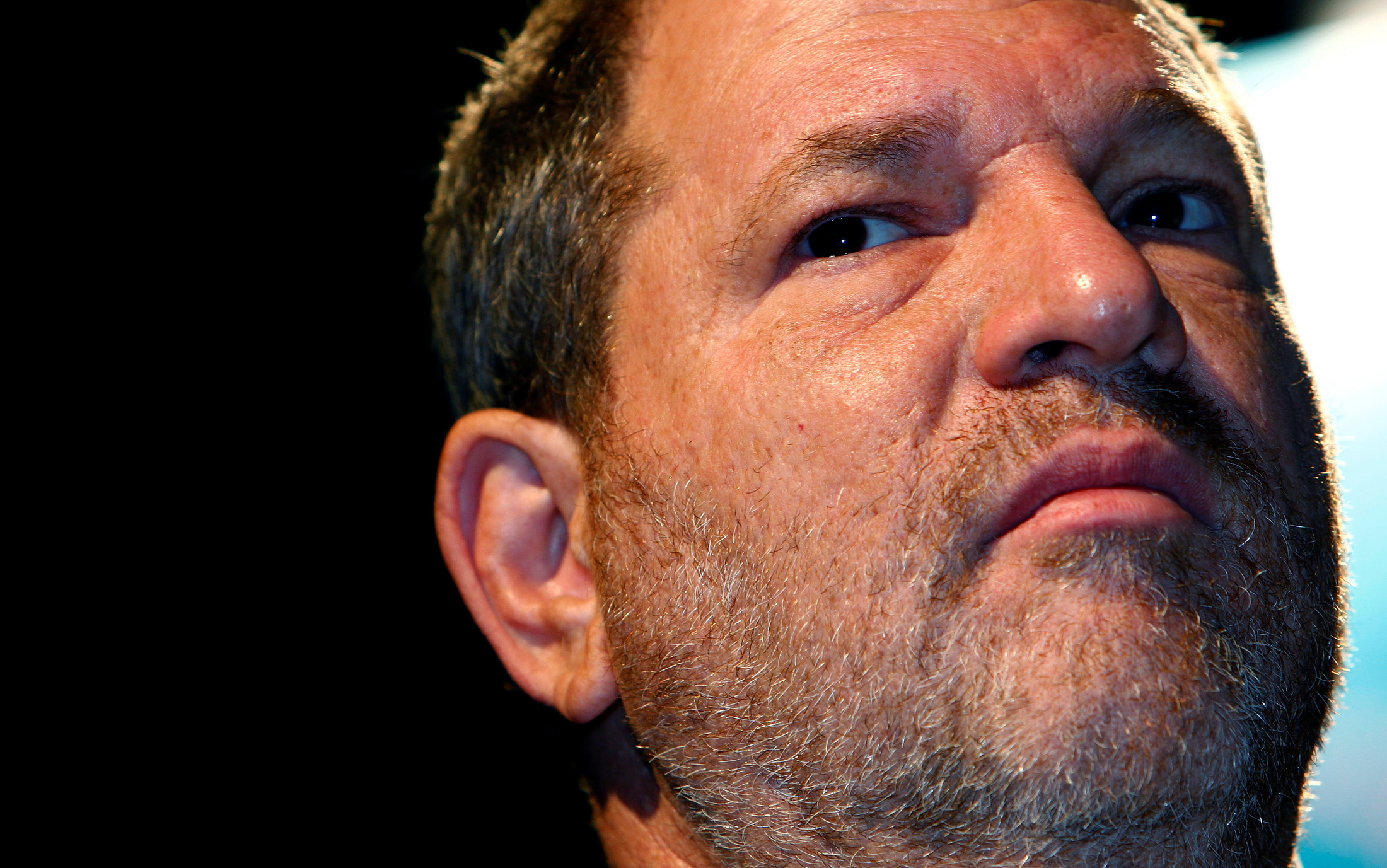 FILE PHOTO: Weinstein, Co-Chairman of the Weinstein Company, attends the inaugural Middle East International Film Festival in Abu Dhabi