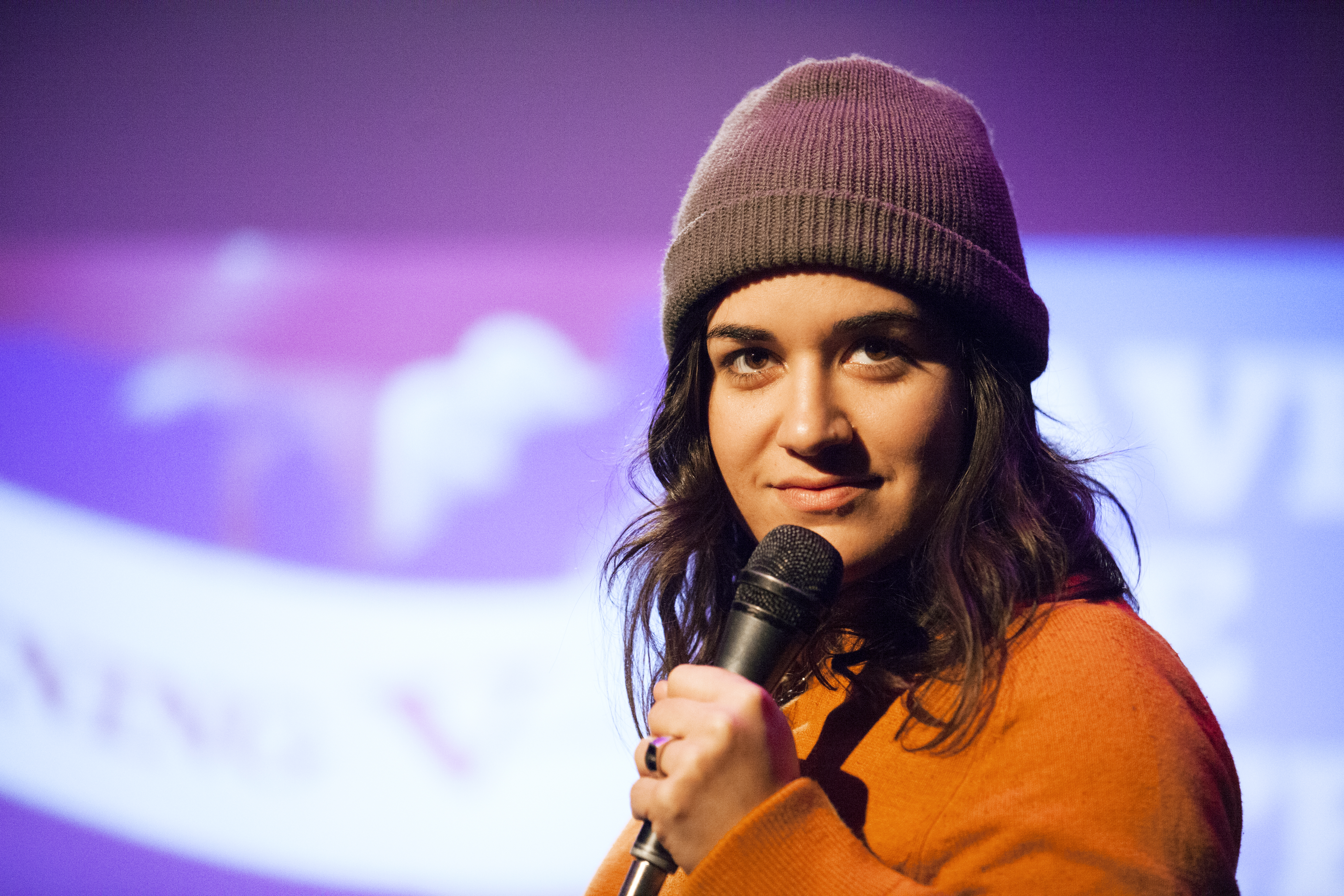 "Sabrina Jalees is one of the ""emerging"" comedians who will be featured in Netflix's new series of 15-minute stand-up specials, which begin taping in February 2018."