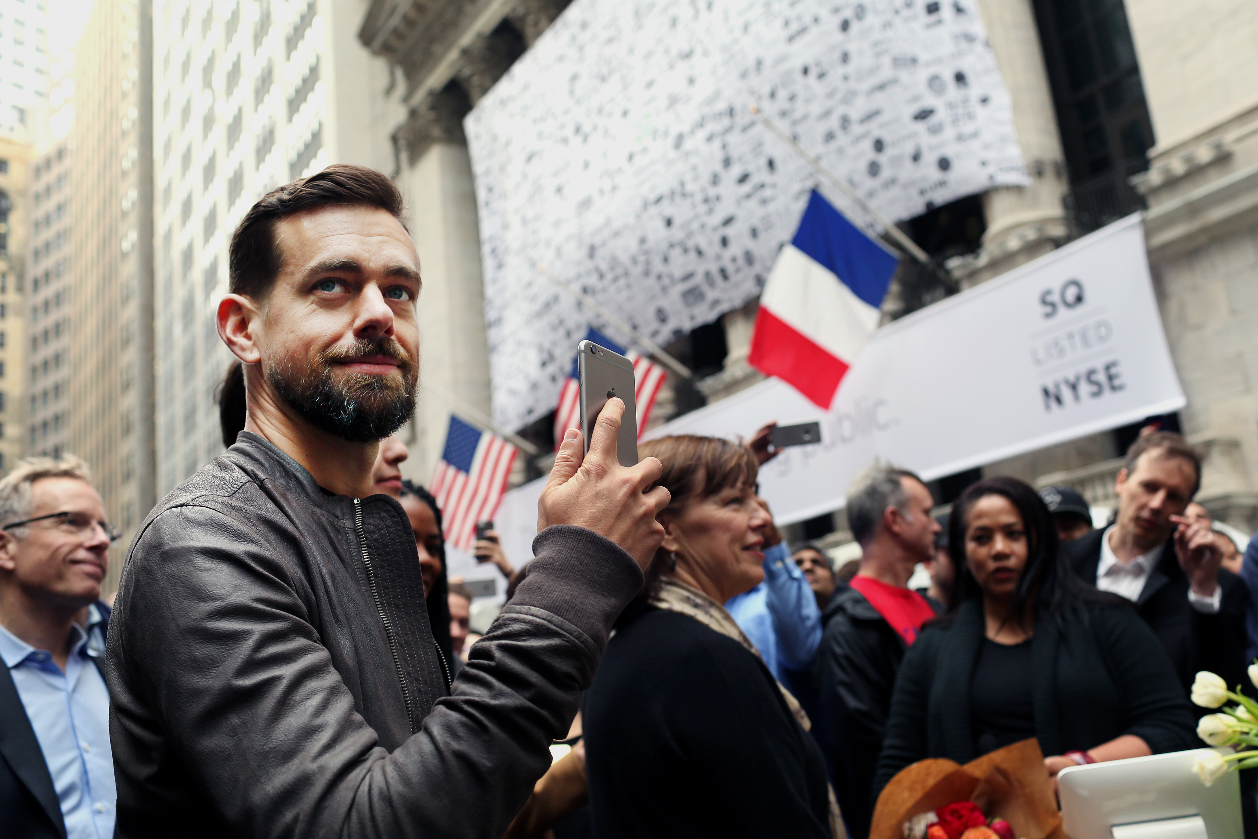 why square stock down bitcoin prices plunge jack dorsey