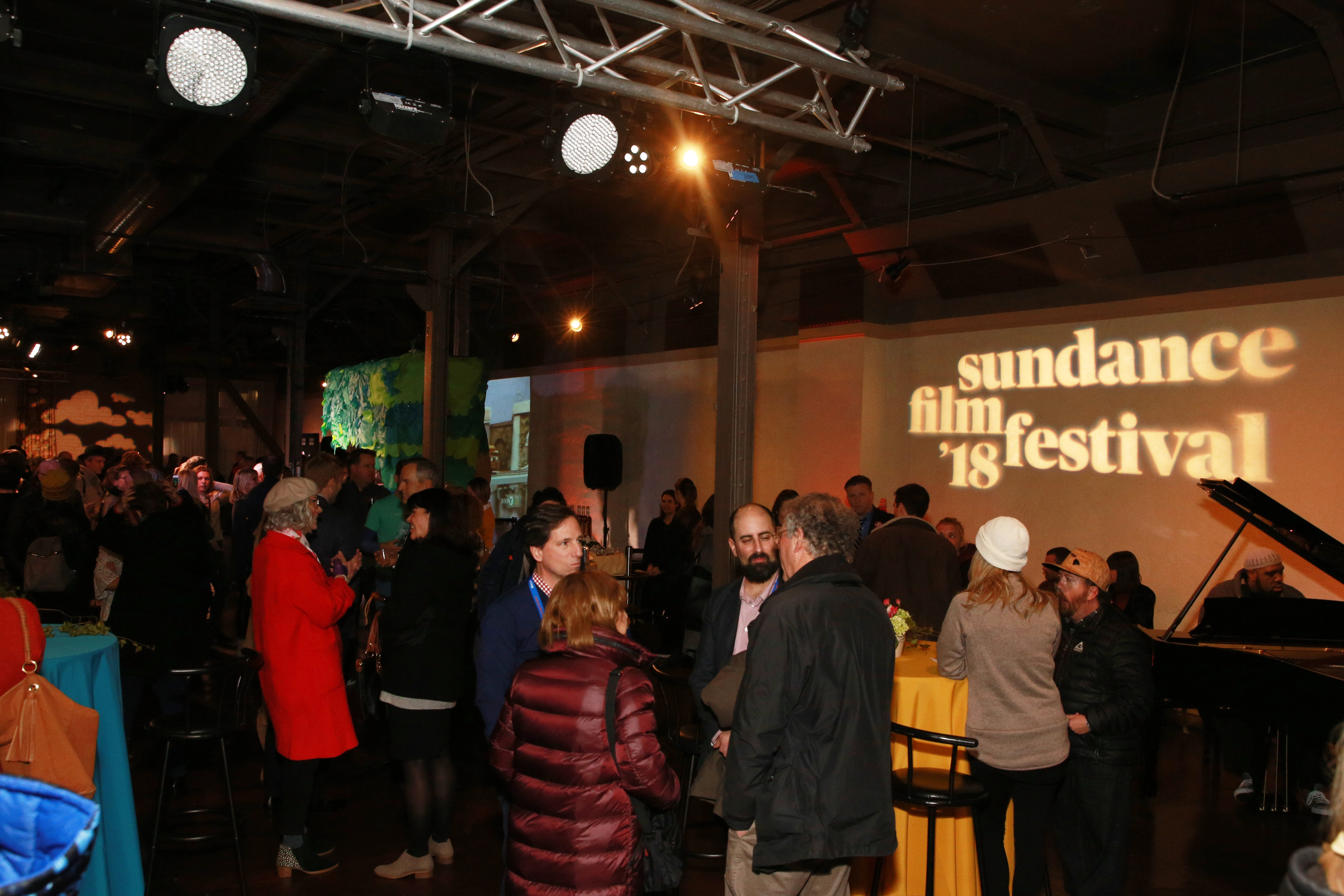 2018 Sundance Film Festival - Salt Lake Opening Night Reception Presented By Zions Bank