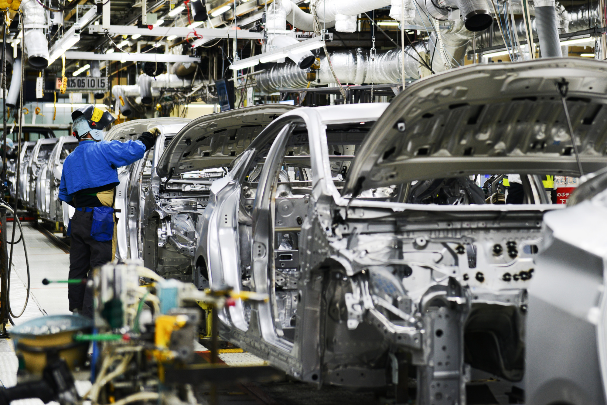 Toyota-Mazda's $1.6 Billion Alabama Plant Leaves Room to Expand