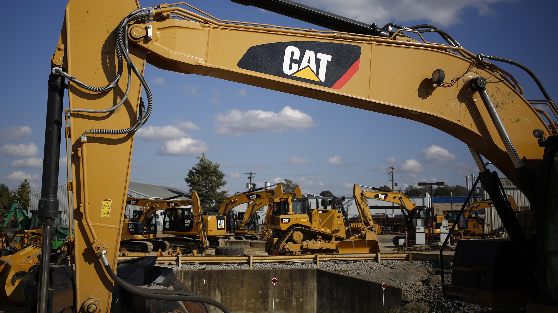 A Caterpillar Inc. Dealership Ahead Of Earnings Figures