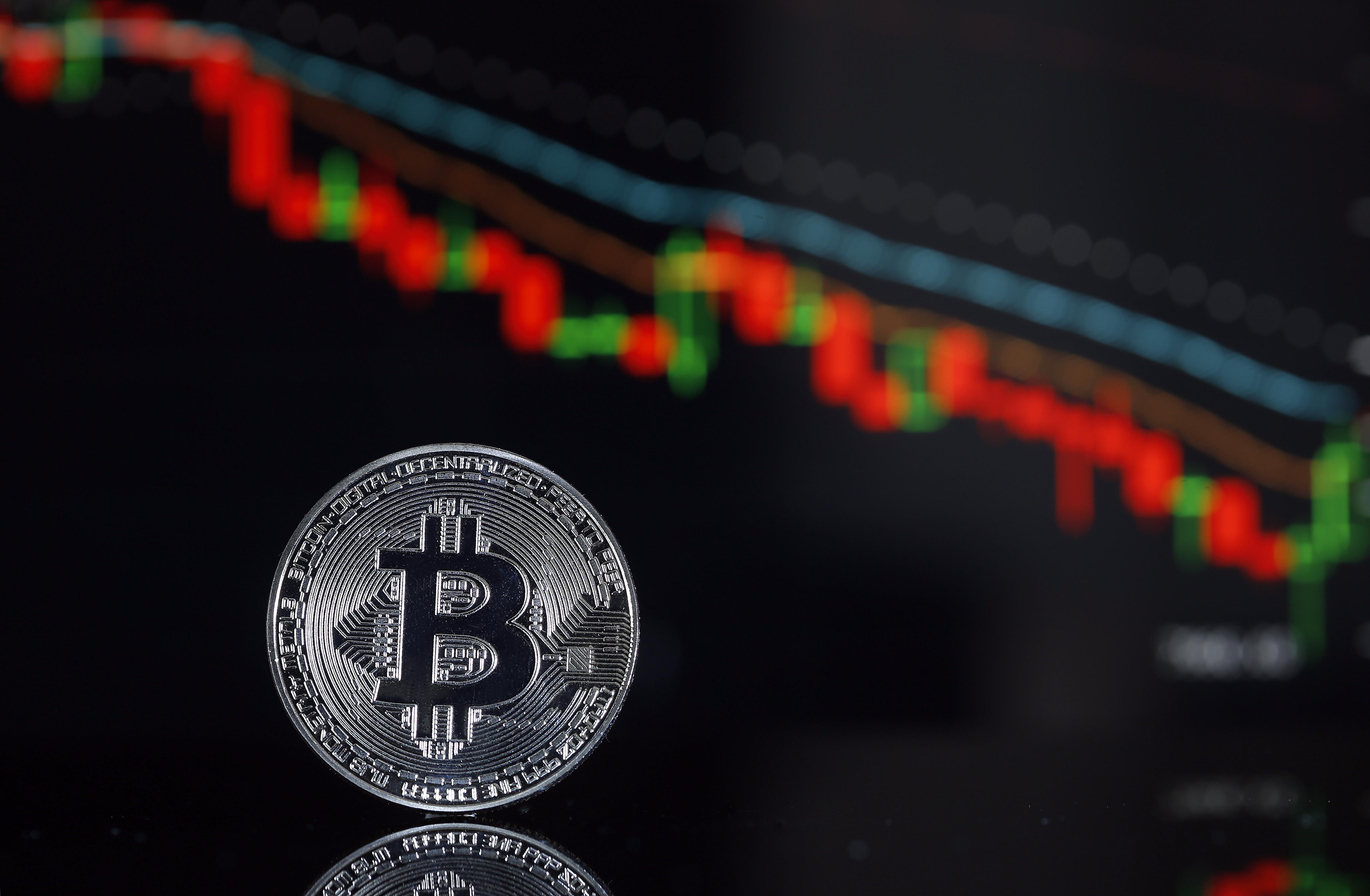 Bitcoin Cryptocurrency price crash ethereum 2018 tether