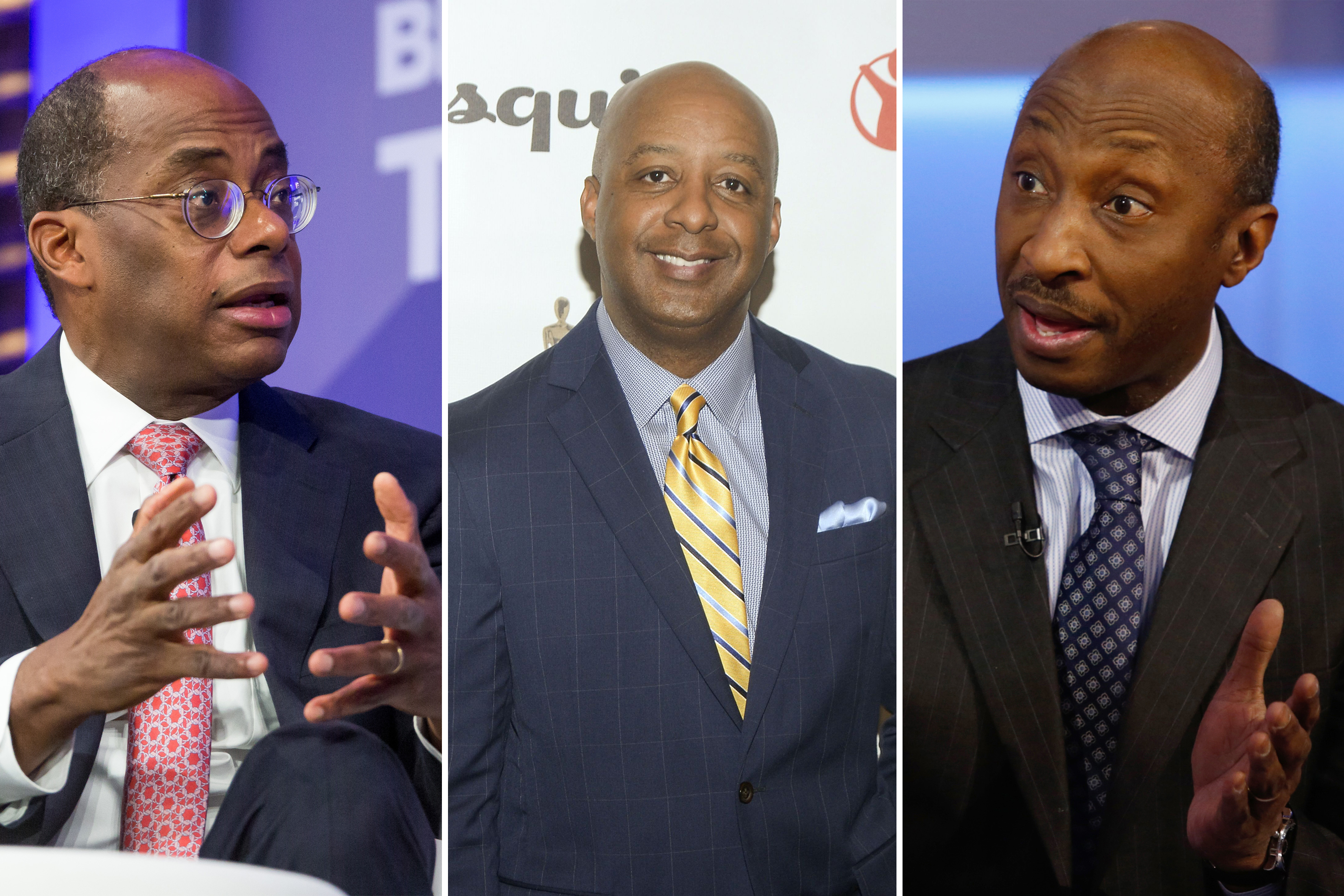African American CEOs at Fortune 500 Companies Is Its Lowest Since 2002