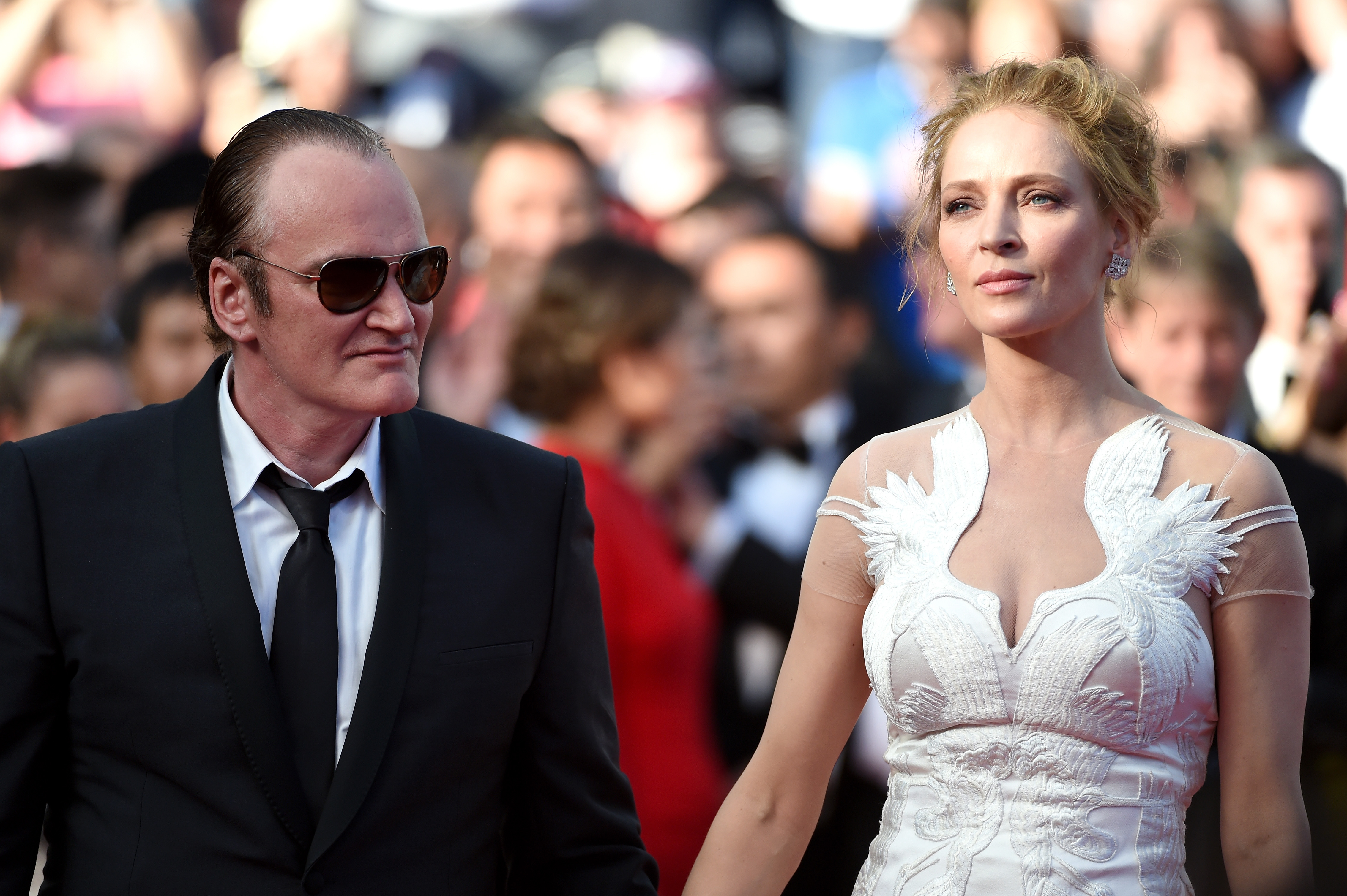 "Closing Ceremony & ""A Fistful Of Dollars"" Screening - The 67th Annual Cannes Film Festival"