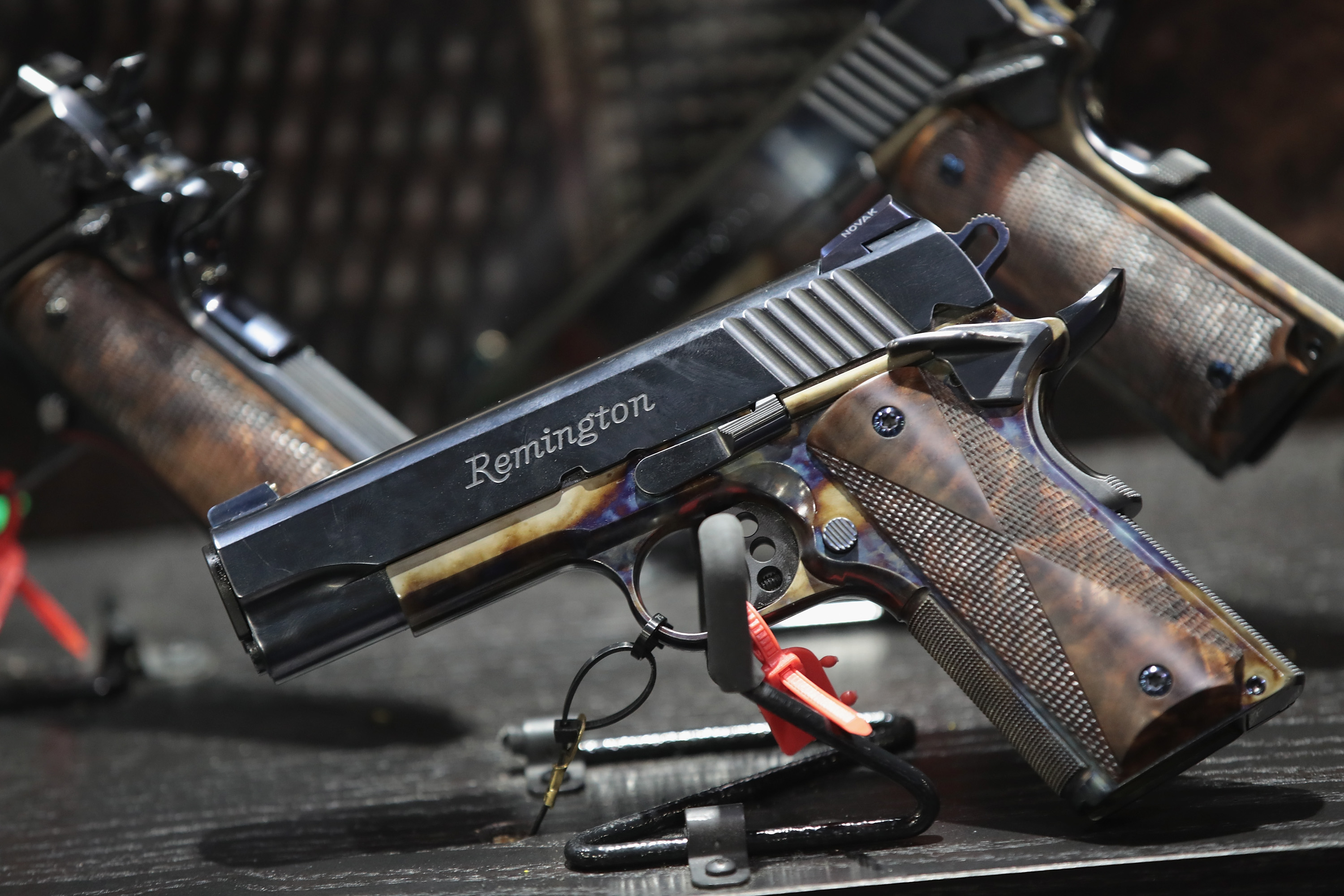 Remington-Gun-Pistol