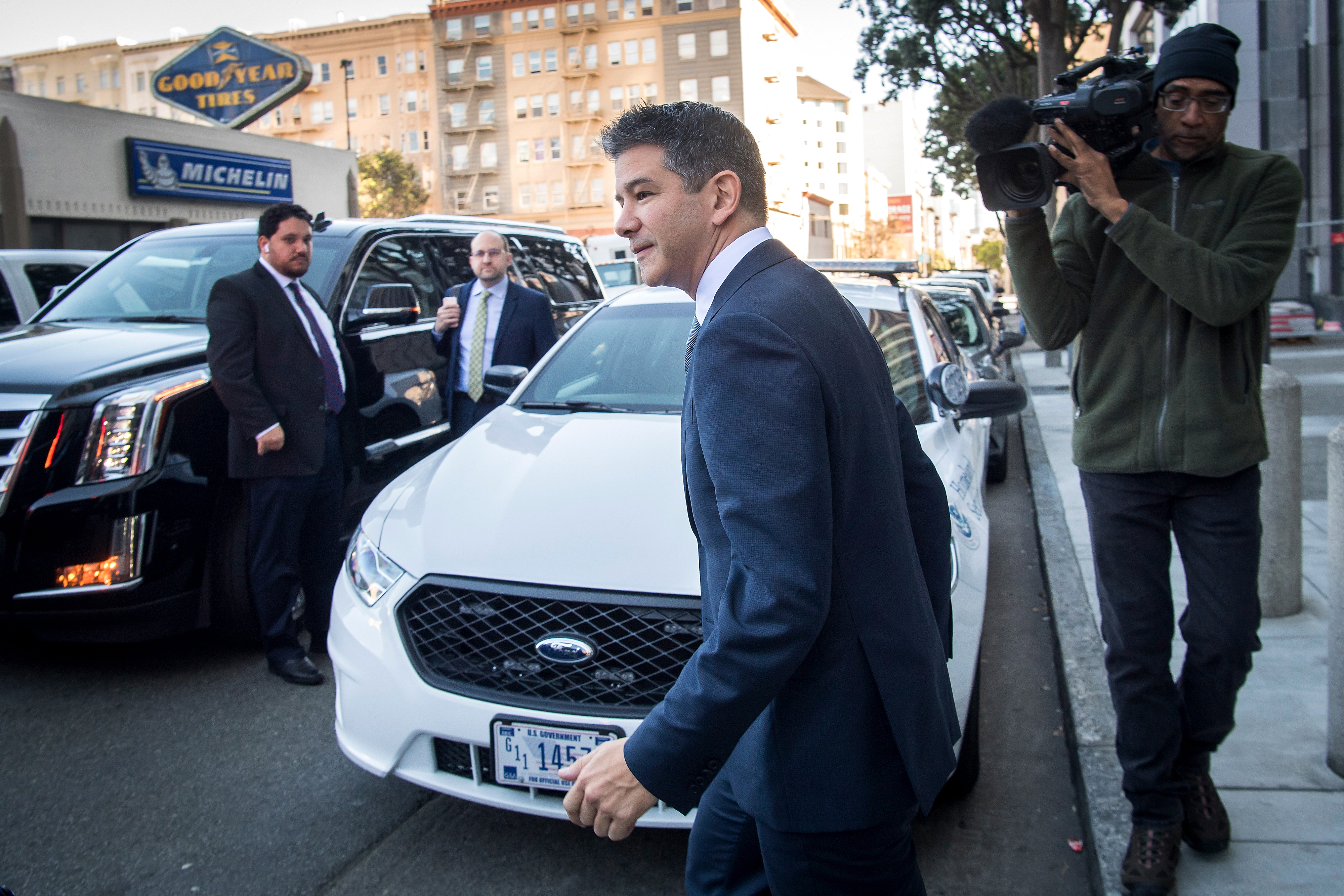 Witnesses Arrive For The Waymo Trial Against Uber Technologies Inc.