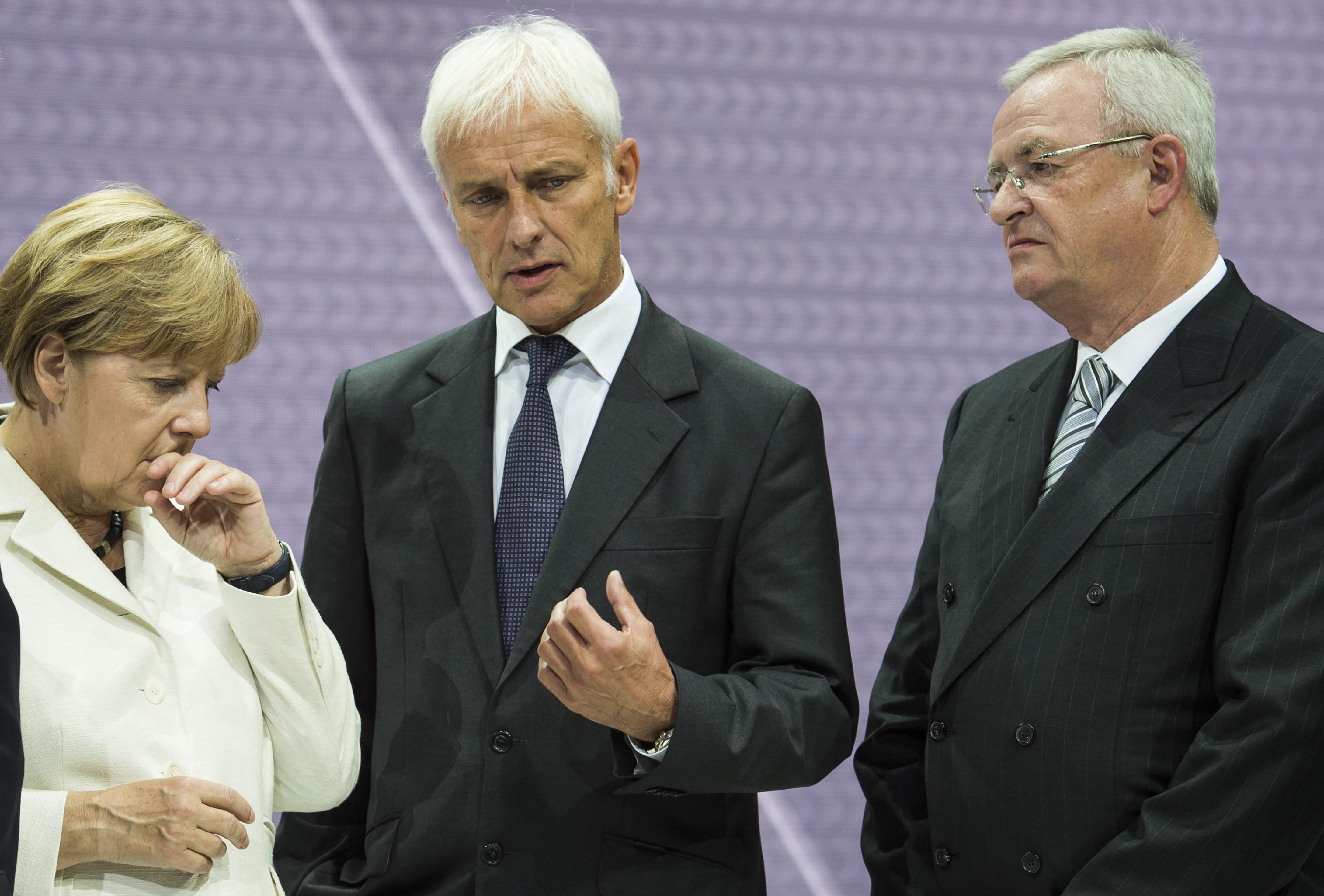 Winterkorn-Mueller-Merkel-Volkswagen-Dieselgate