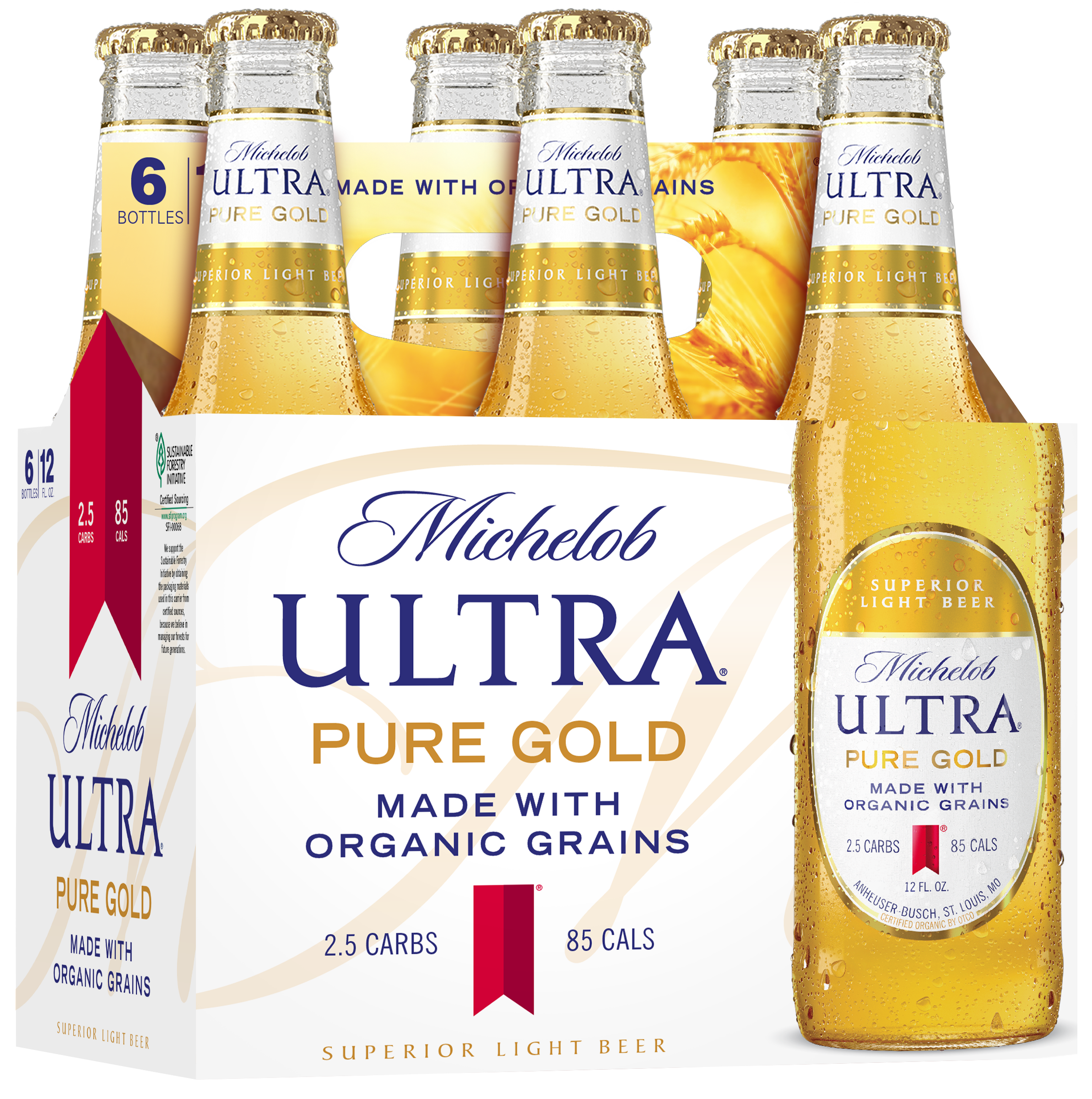 Michelob Ultra Adds Organic Beer | Fortune