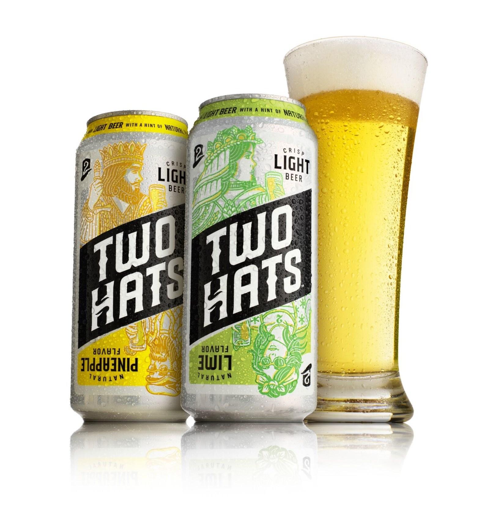 MillerCoors Two Hats Beer