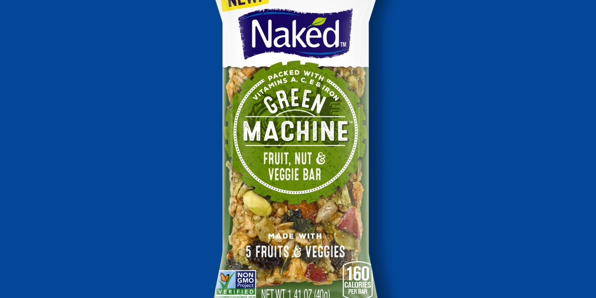 PepsiCo Is Launching Naked Brand Bars to Get in on the