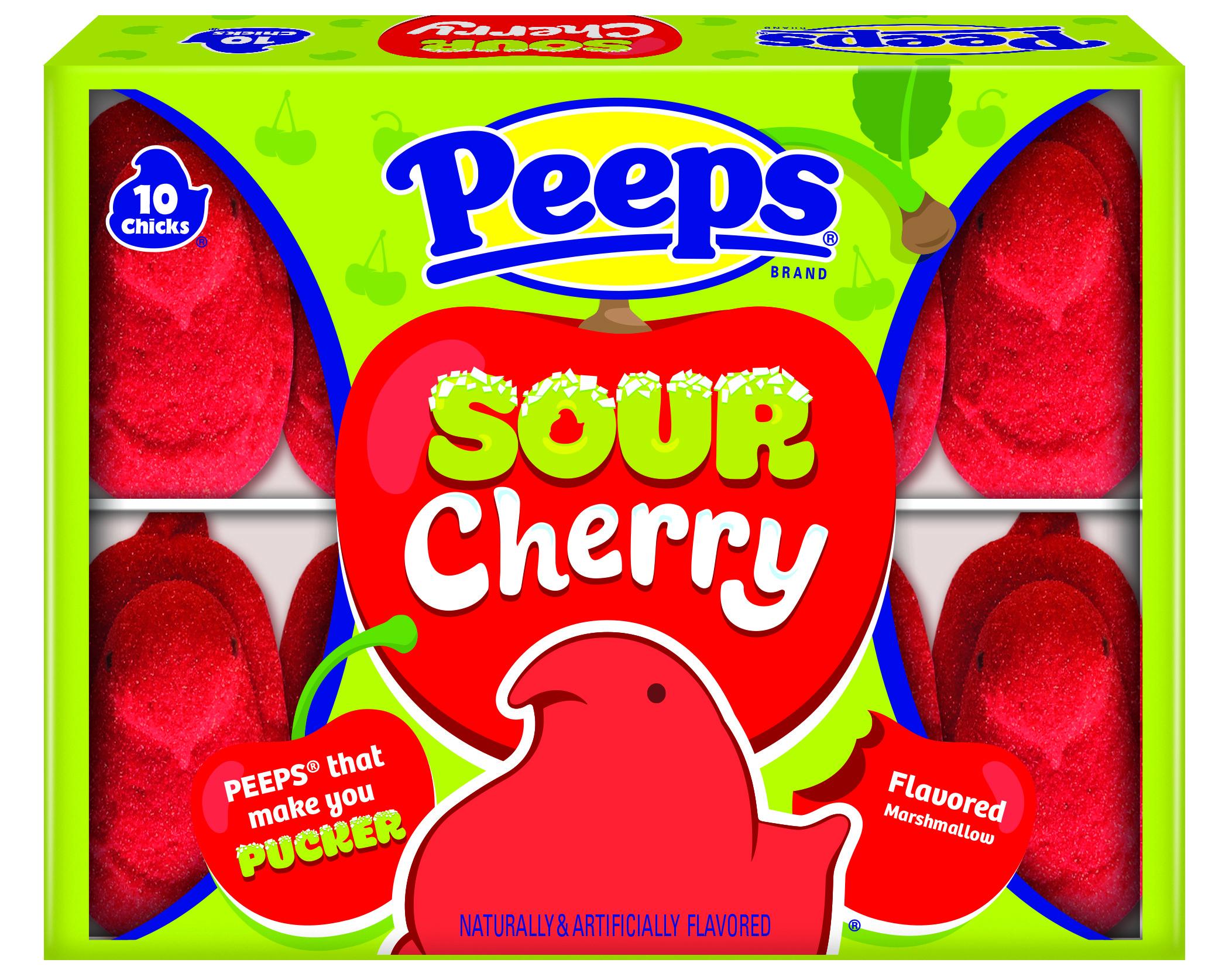 Peeps-new-flavors